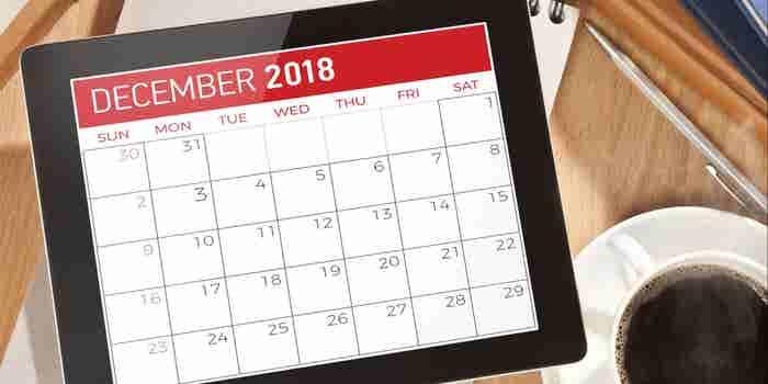 ¡Ánimo! No es demasiado tarde para cumplir tus propósitos de 2018