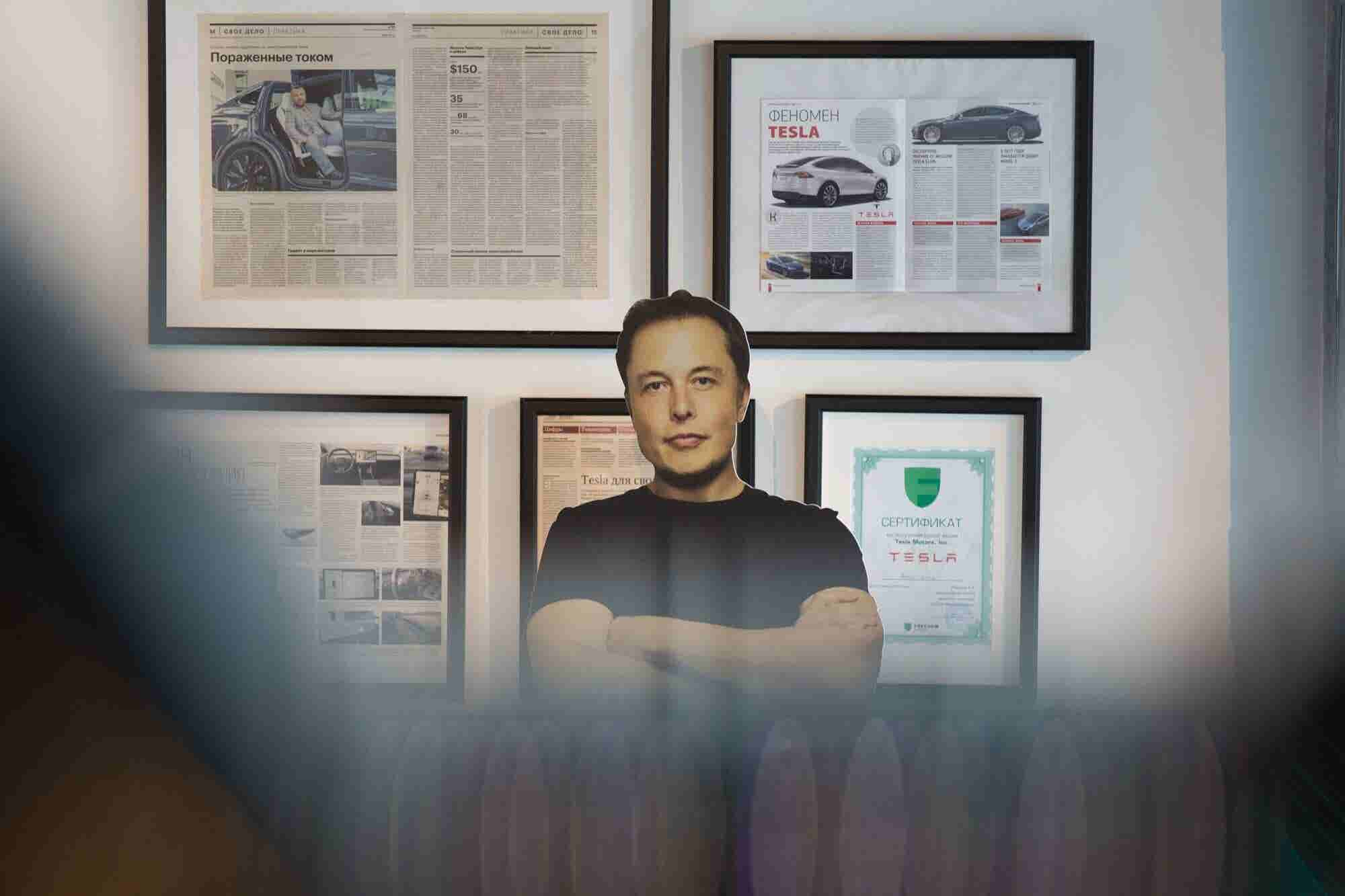 Shaming Elon Musk Is How You Kill the Next Great Inventor