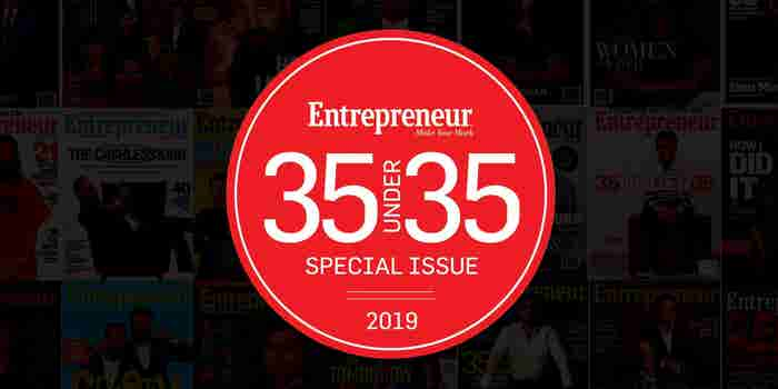 Do You Think Your Business is on its Way to Reach the Pinnacle of Success? If Yes, Nominate Yourself For Entrepreneur's 35Under35 List