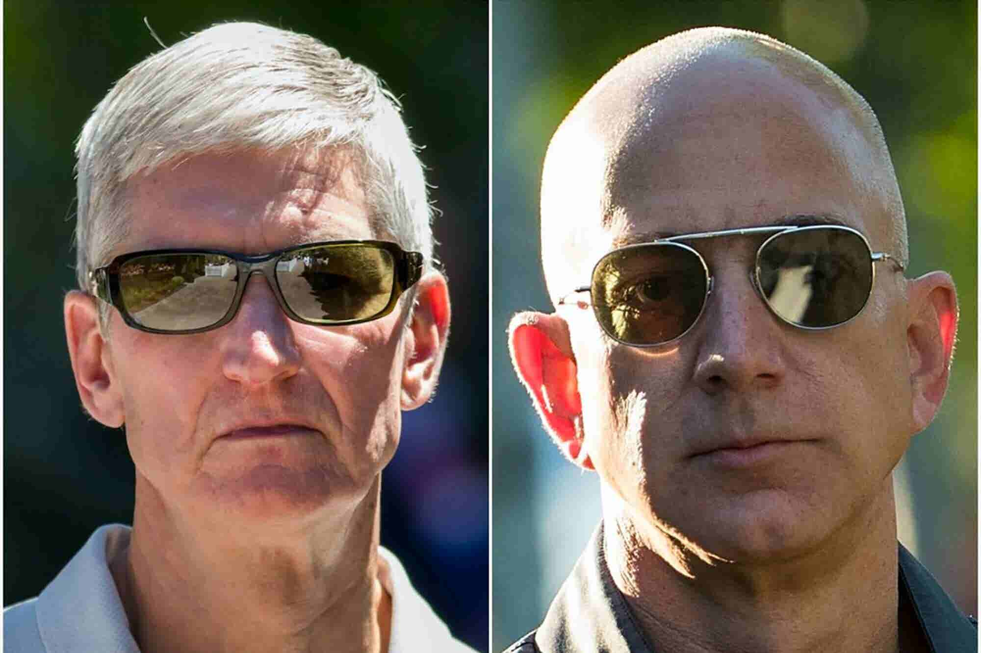 Apple Threw Shade on Amazon With the Stealthy Selection of Its Very Own HQ2