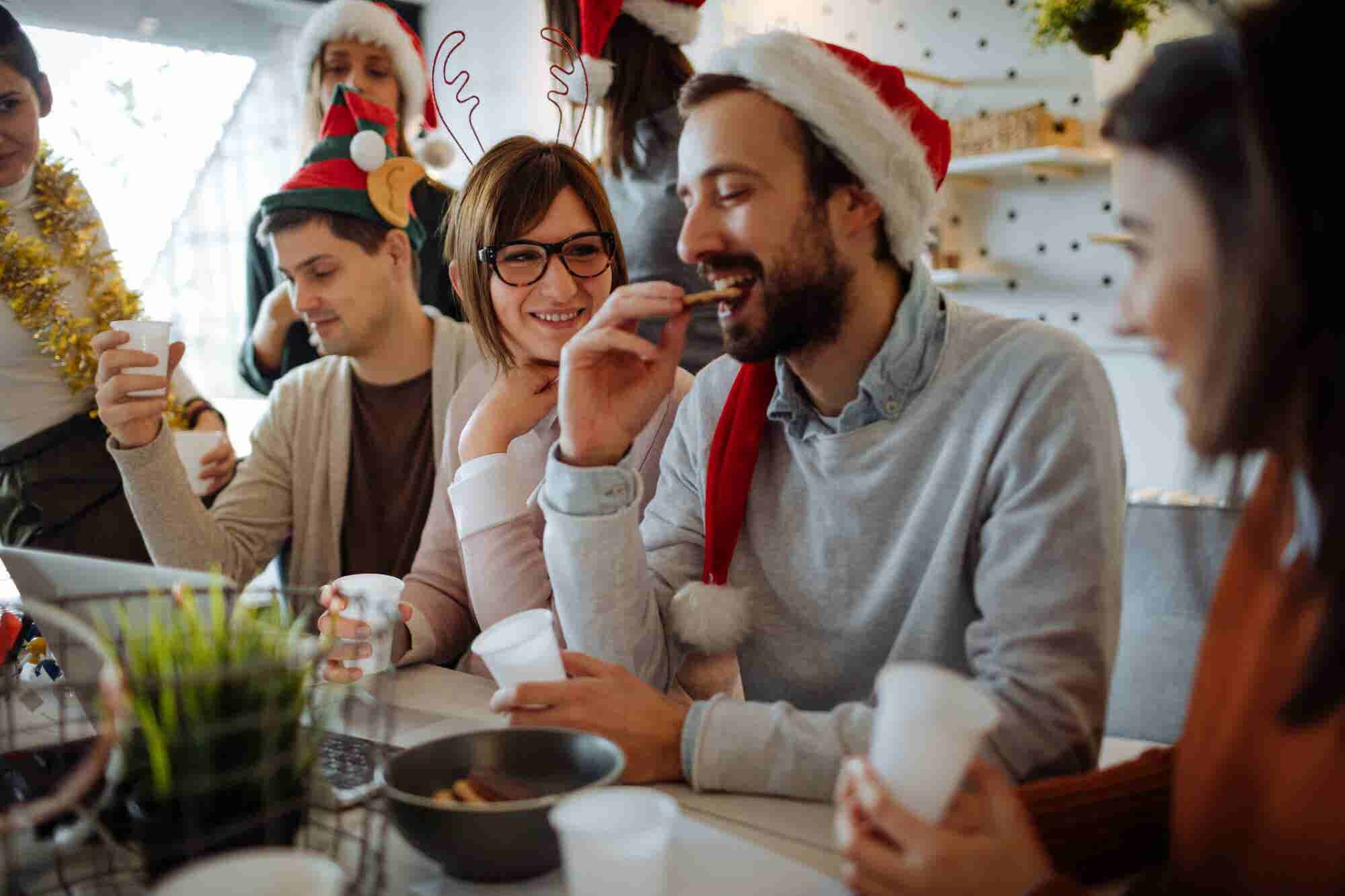 The Rules of Etiquette for Your Office Holiday Party