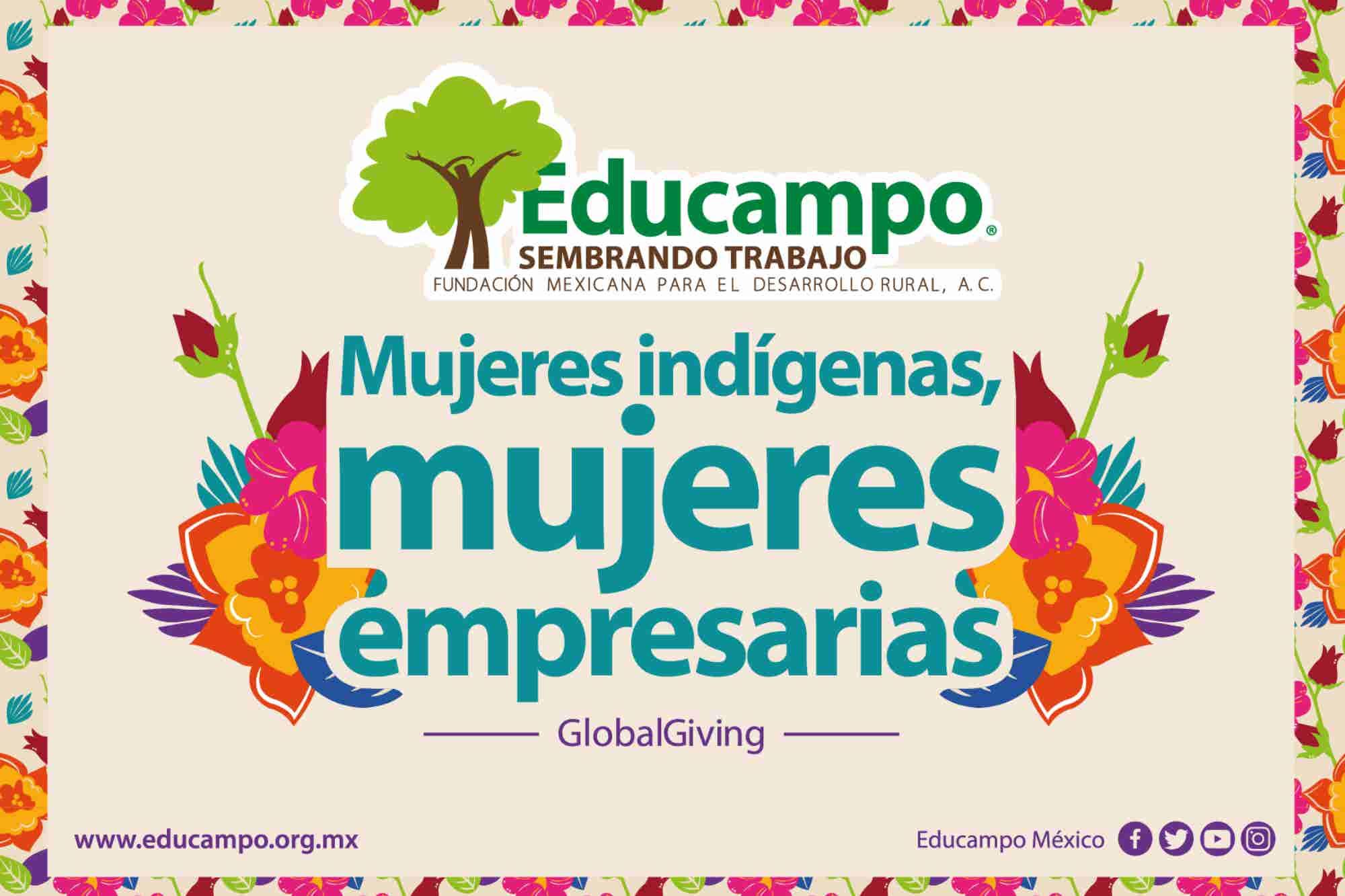 Este es el programa con el que puedes apoyar a las mujeres indígenas para combatir su pobreza y discriminación