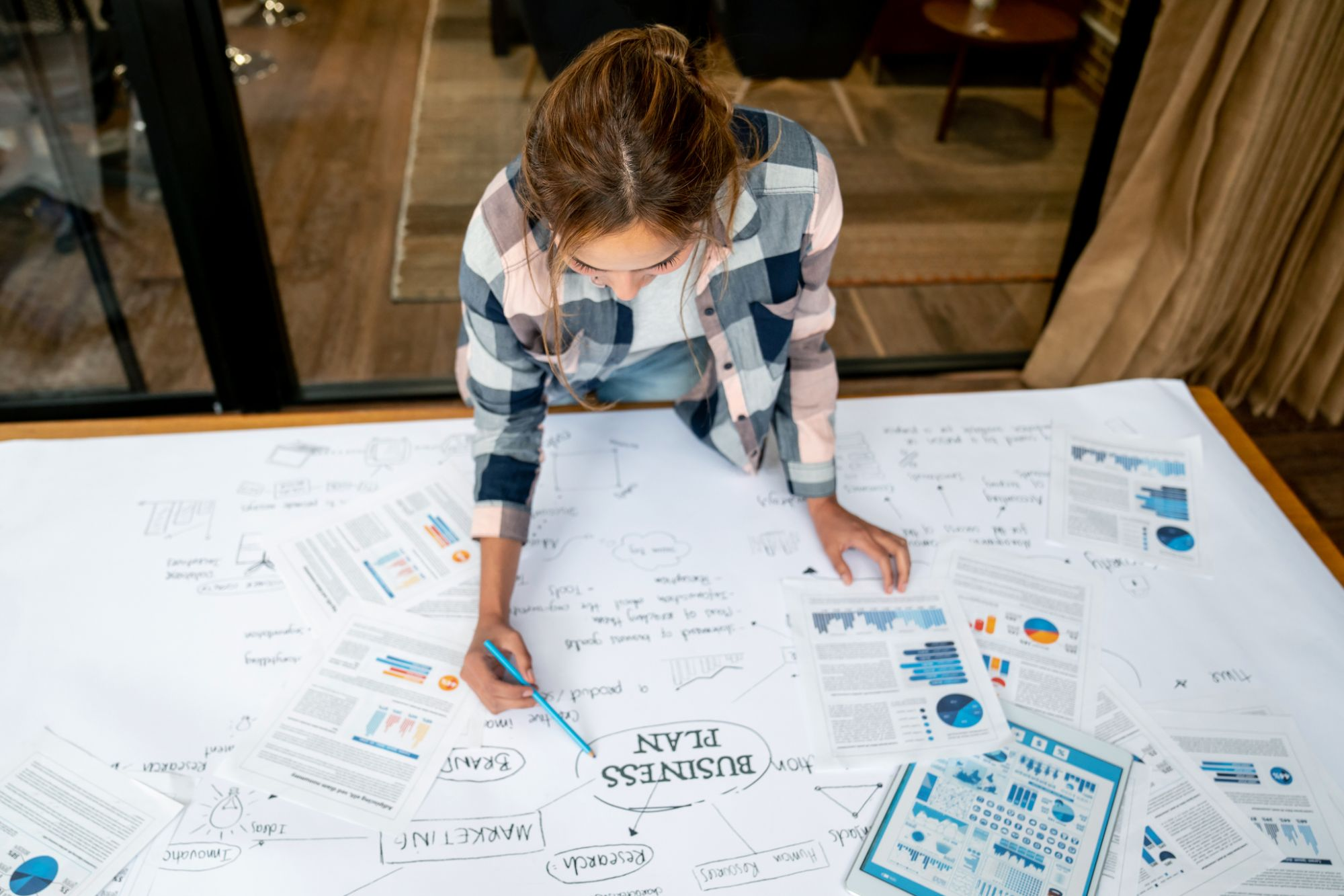 Have a Plan, Not a Dream -- How to Set Realistic Goals for Your New Business