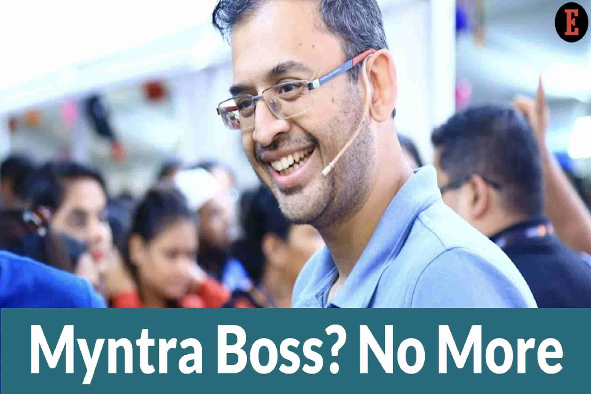 Week Wrap Up: From Myntra CEO's Resignation to Binny Bansal's Comeback...