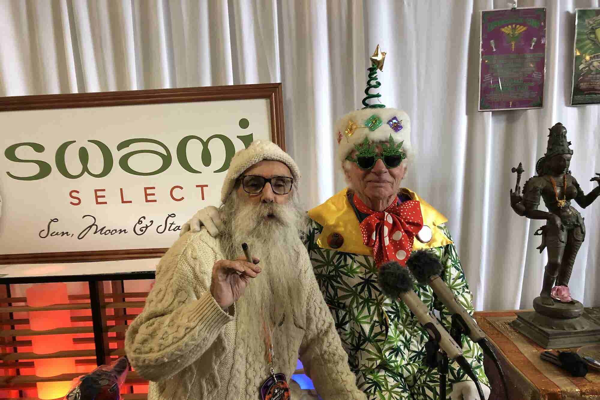 At The Emerald Cup The Cannabis Runneth Over