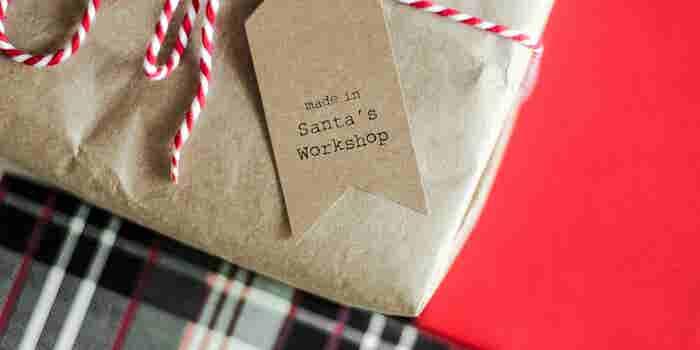 Abre un servicio de envoltura de regalos esta semana