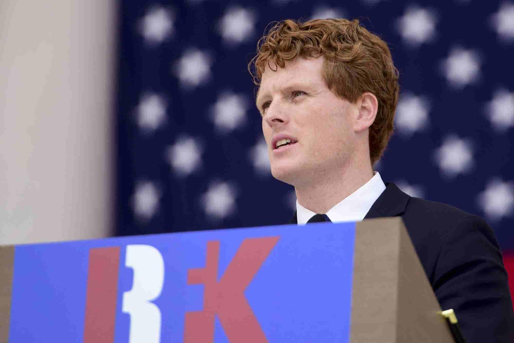 Joe Kennedy Calls Current U.S. Marijuana Policy Dysfuntional