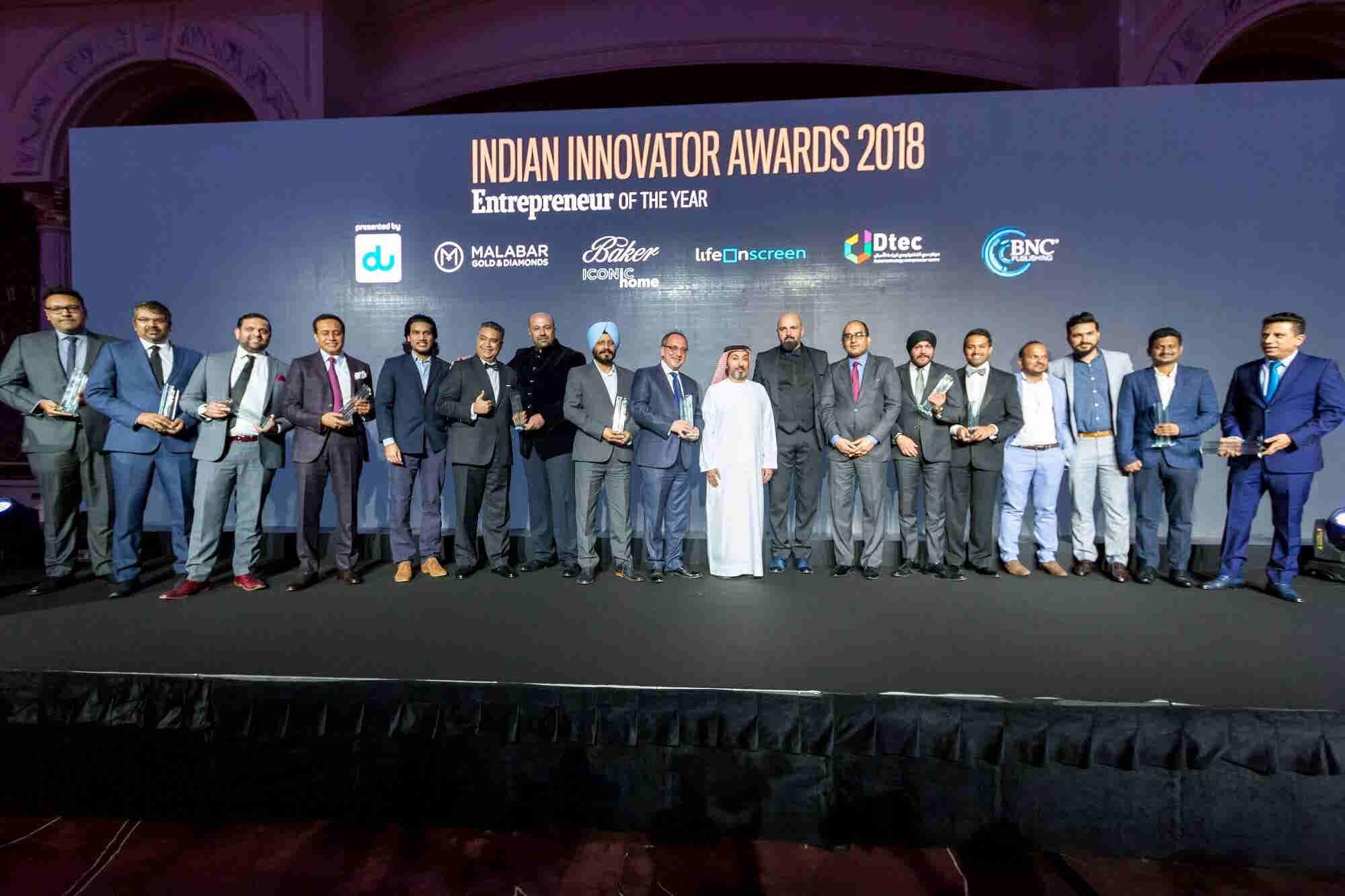 The Recap: Indian Innovators Awards 2018