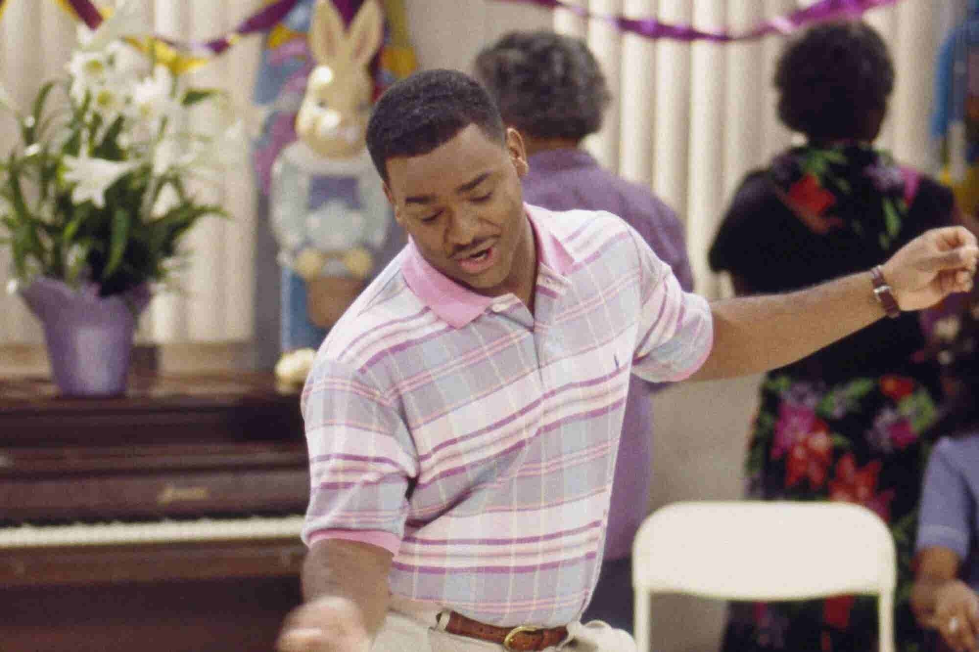 Alfonso Ribeiro Sues Epic for Using the Carlton Dance in 'Fortnite'