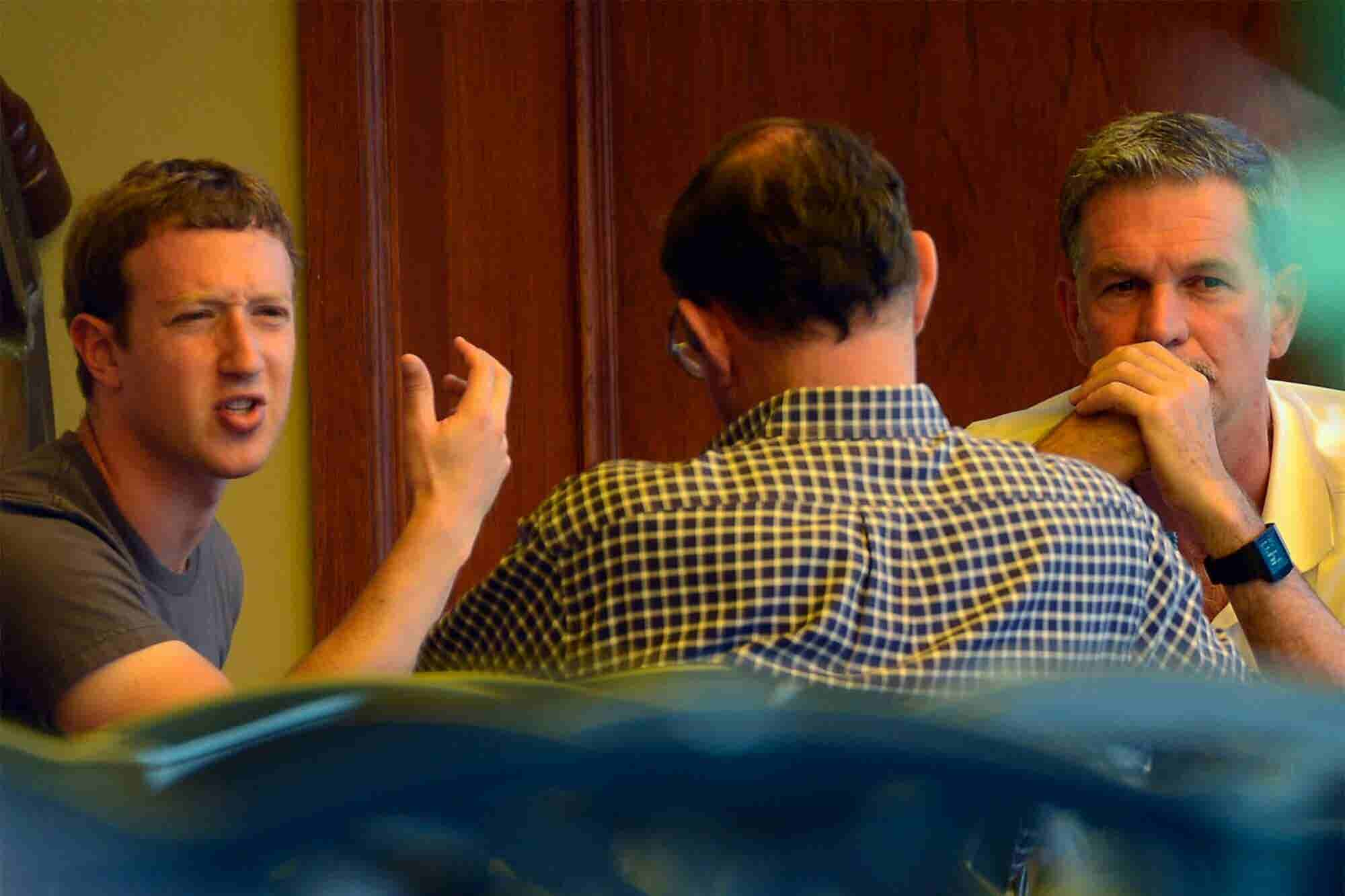 Facebook Admits That It Allowed Netflix and Spotify to Access Your Pri...