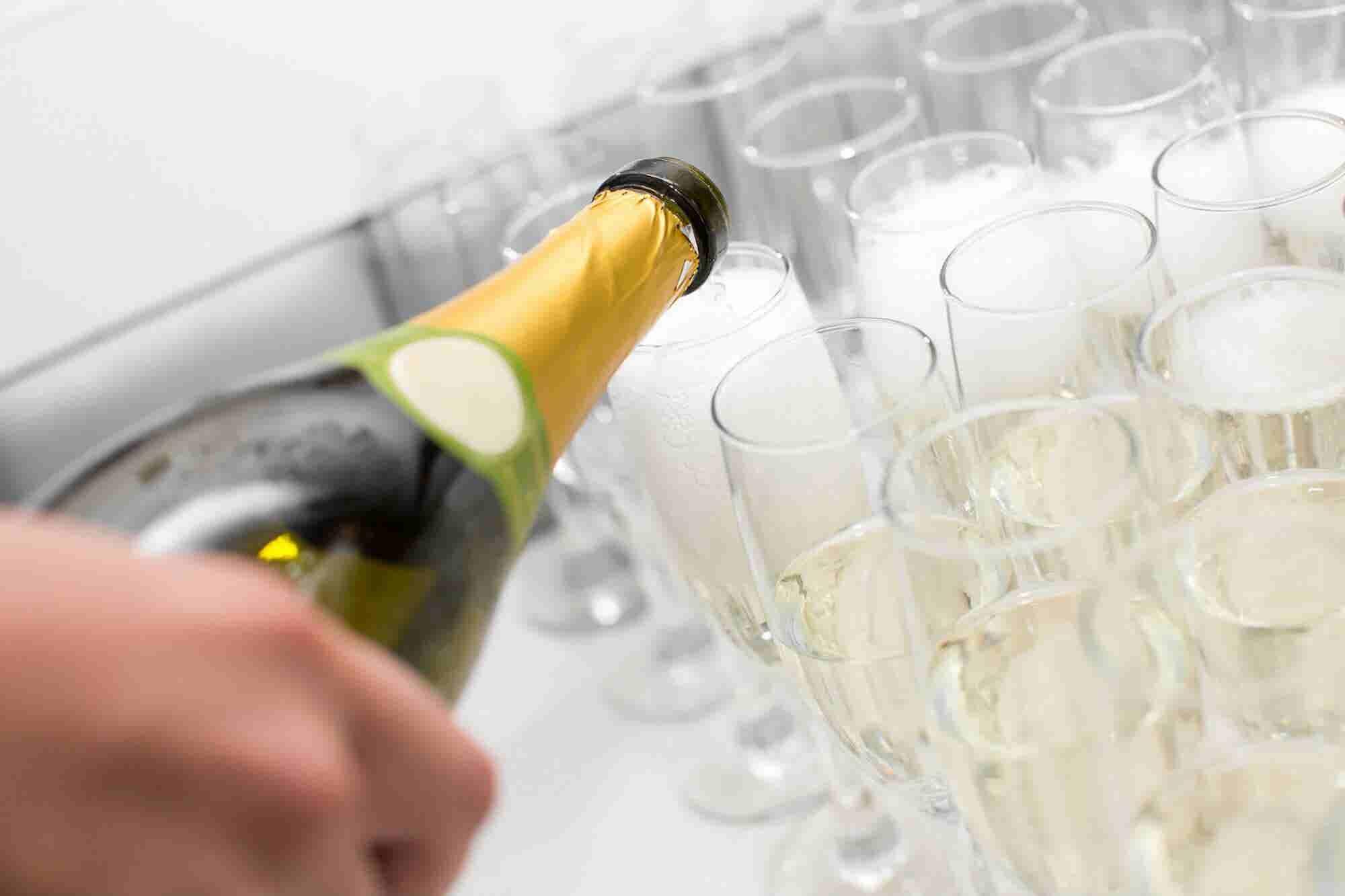 Este vino está 'dejando seco' el mercado mundial del champán