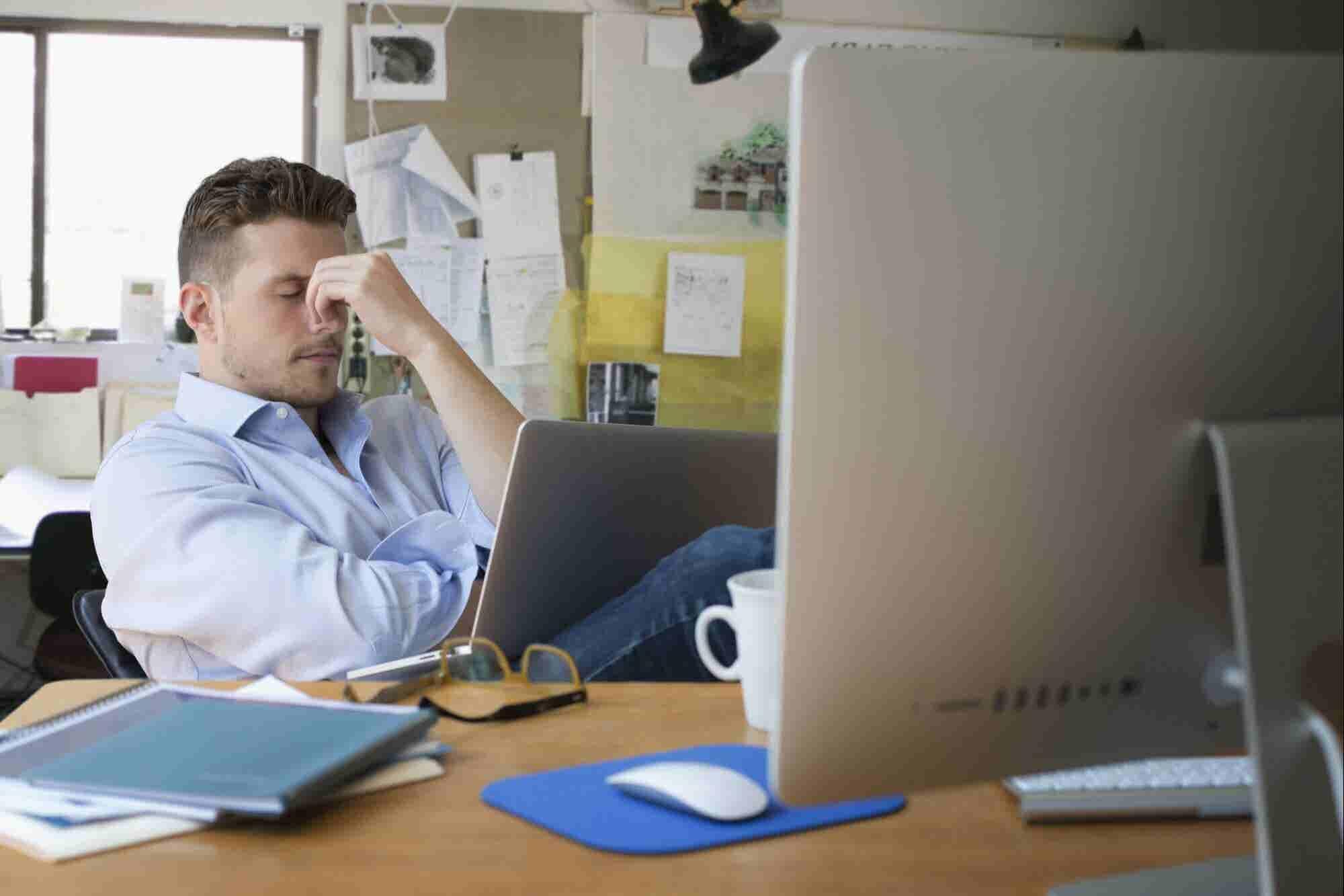 Estos son los 6 errores más comunes que debes evitar en tu carrera