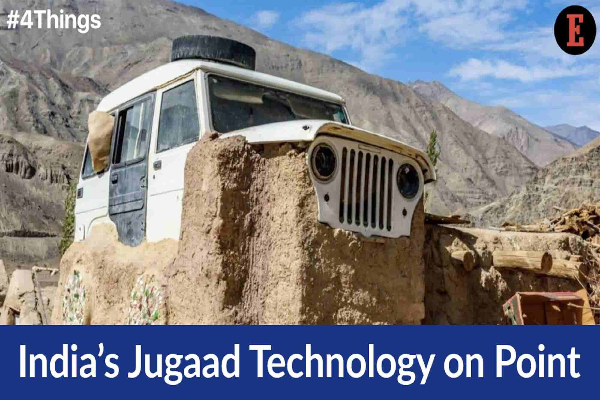 Monday Musings: Women Are Exhibiting Their Power & India's Jugaad Technology on Point
