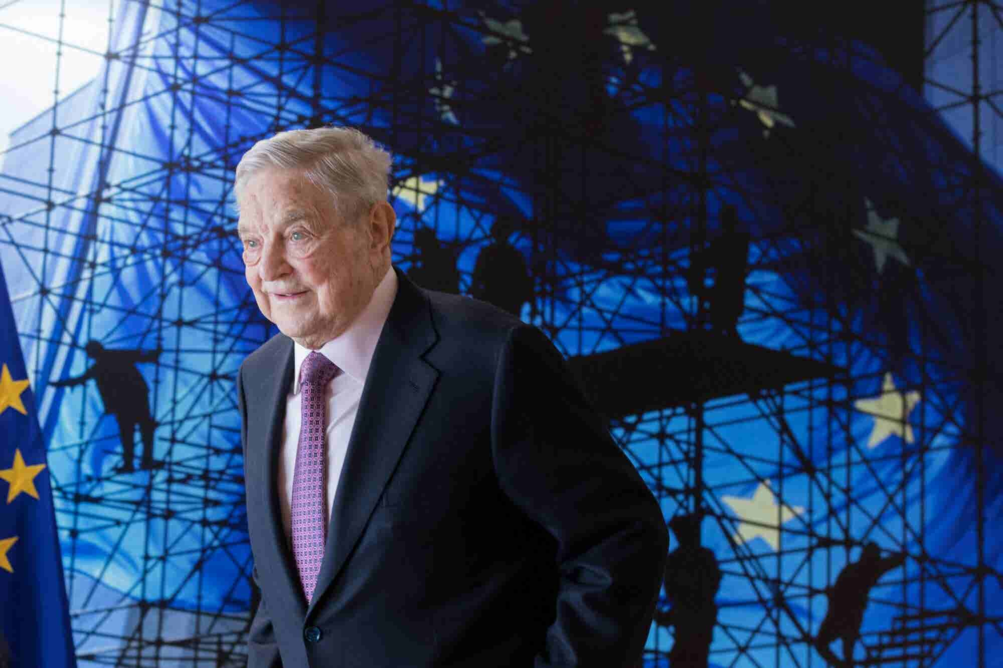 10 Things You Should Know About Billionaire Philanthropist George Soros