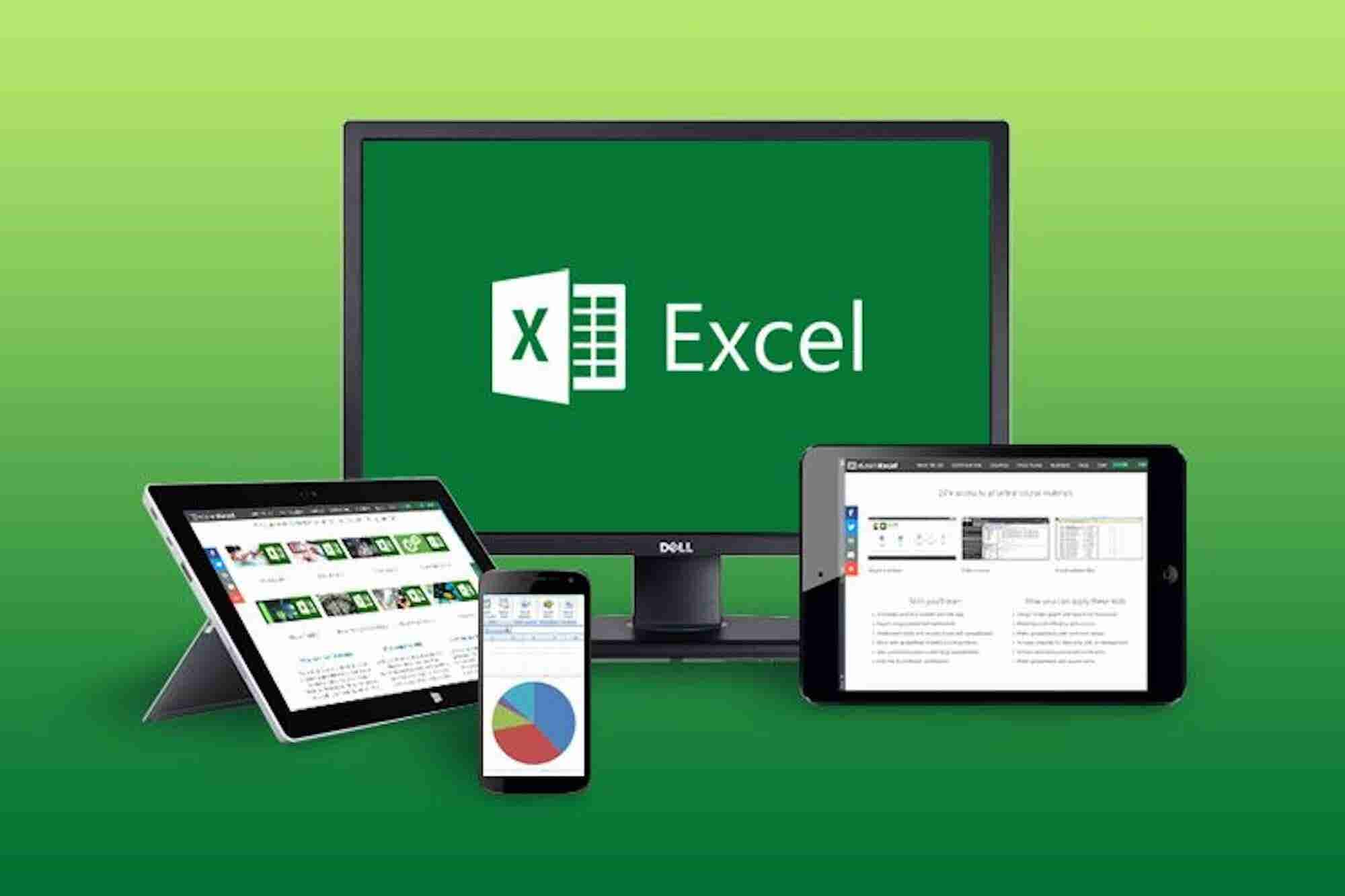 Become Your Office's Excel Master with These $40 Bootcamp Courses