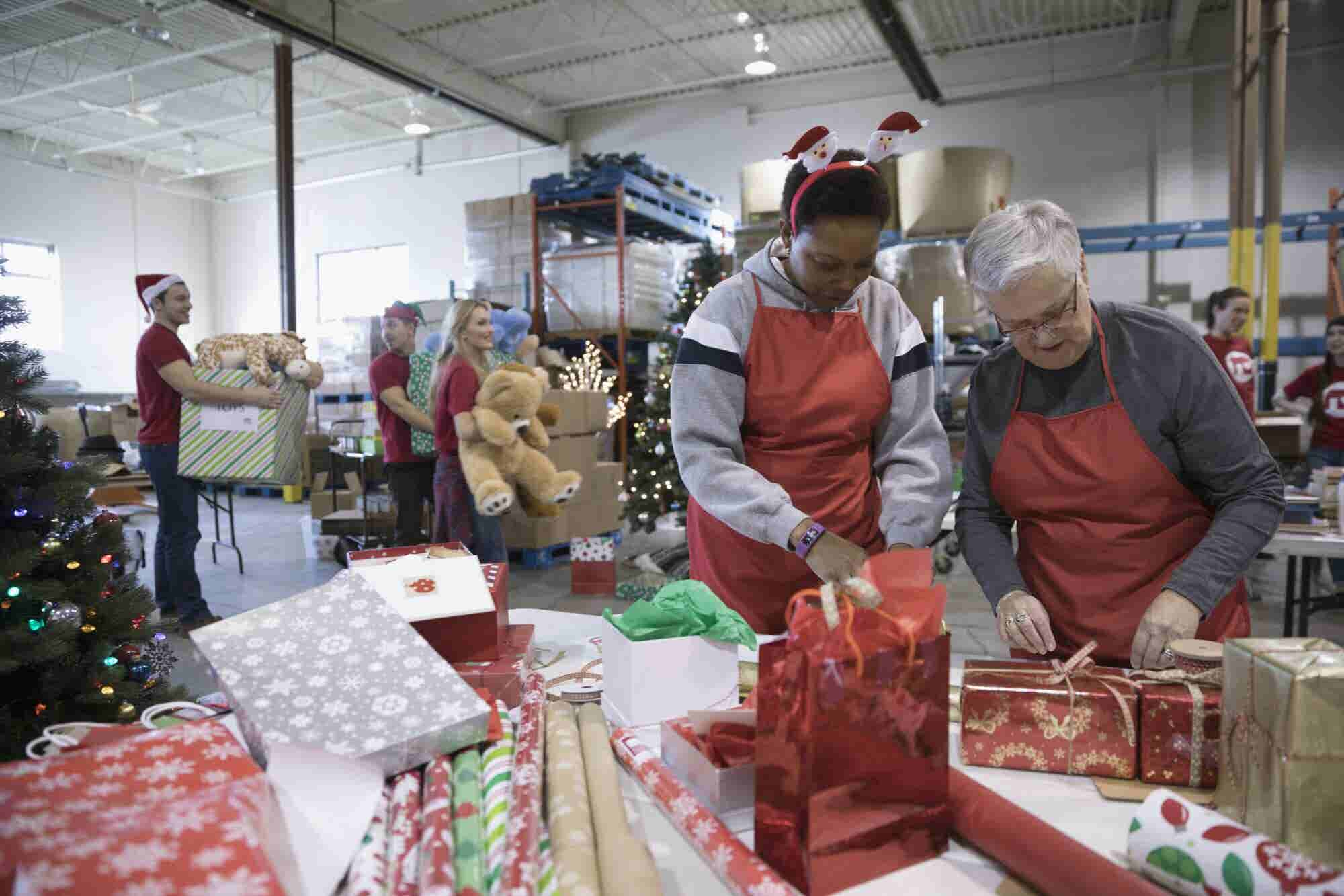 A 'Holiday' Thought: Philanthropic Involvement Can Advance your Career. Here's How.