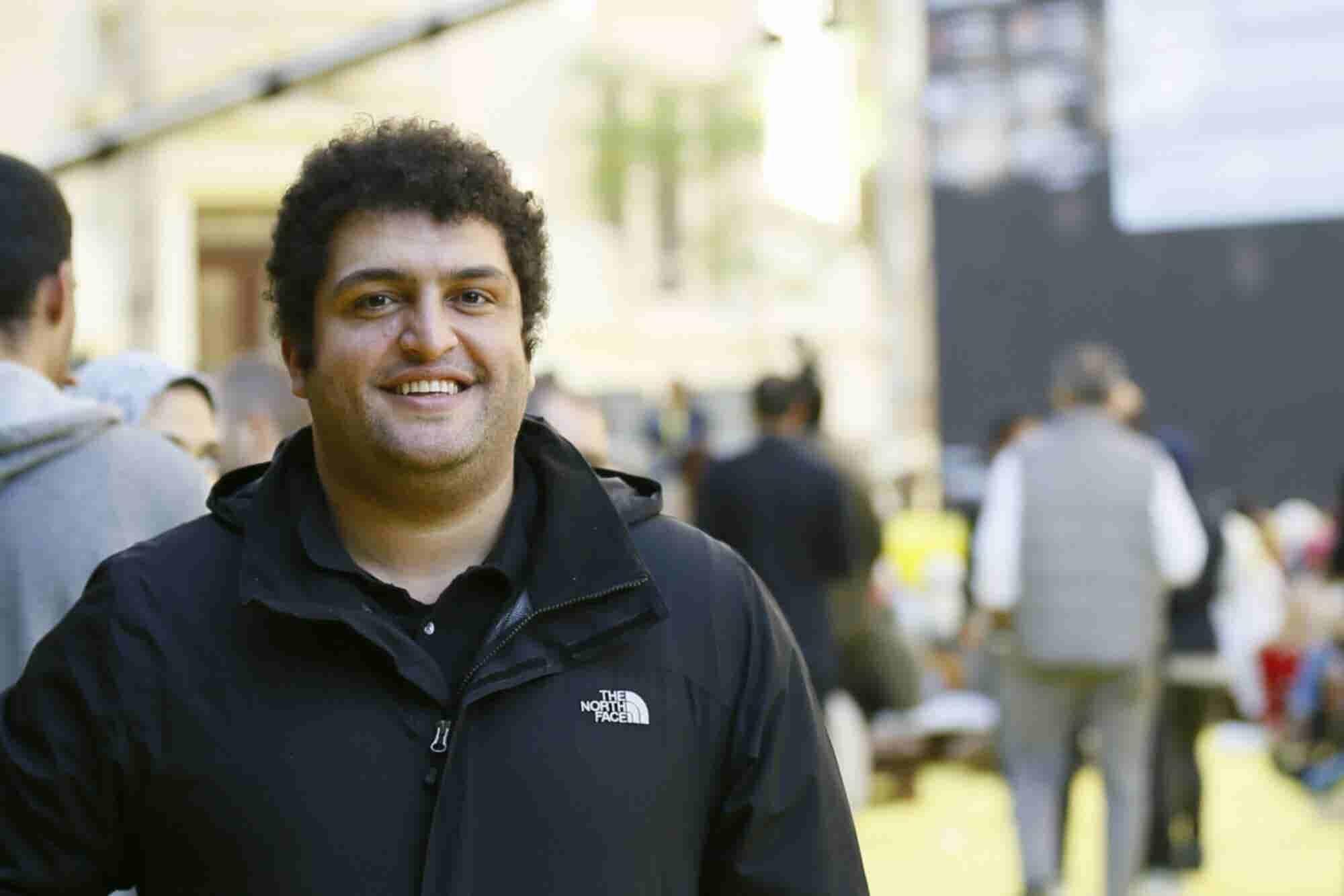Impacting Entrepreneurship: Abdelhameed Sharara, CEO And Co-founder, RiseUp Summit