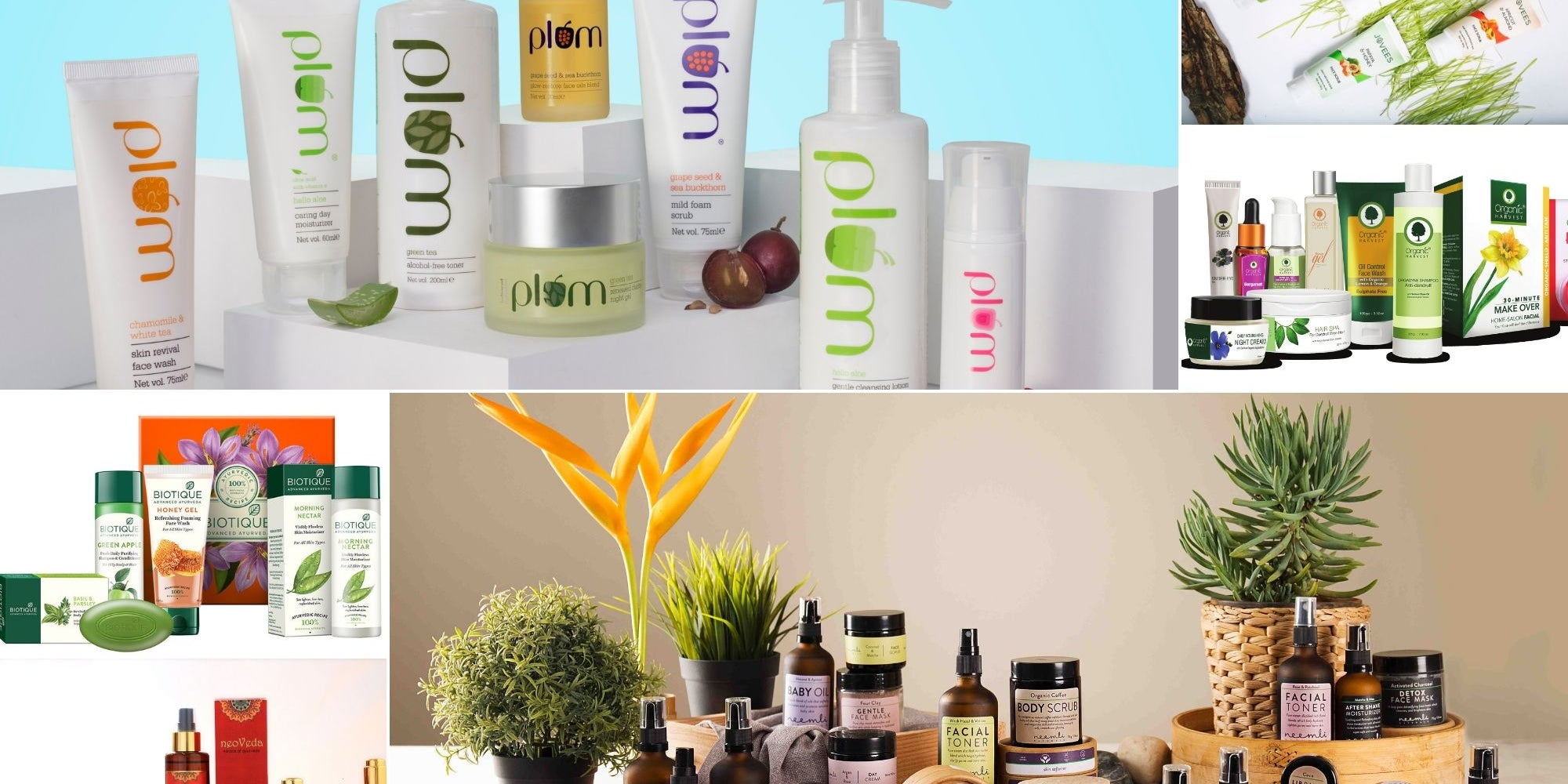 It's Time to Take the Chemical-free Route With These Natural Skincare Brands