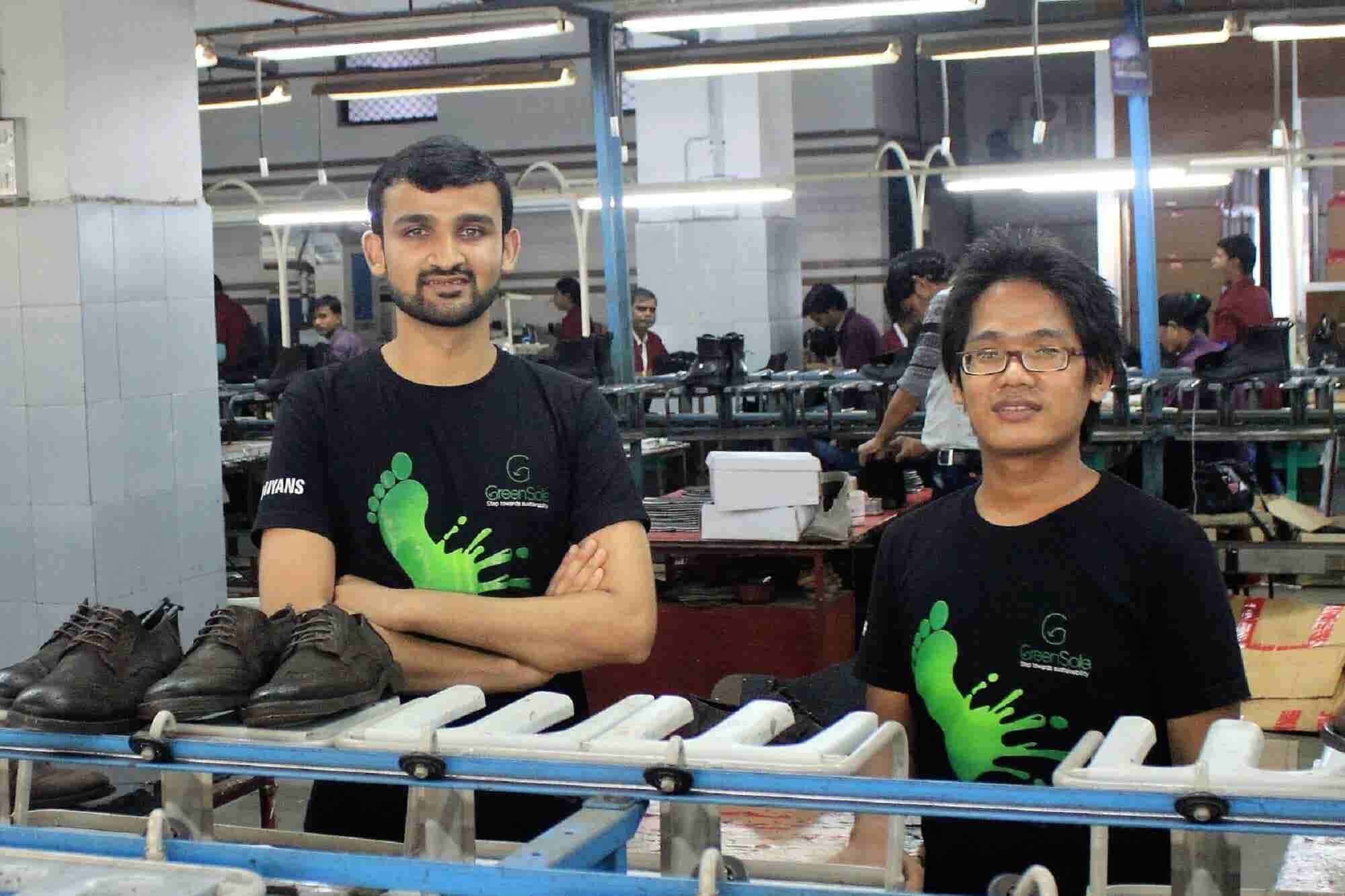Giving a New Life to Used Soles