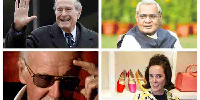 Memorable Quotes from Leaders Who Died in 2018