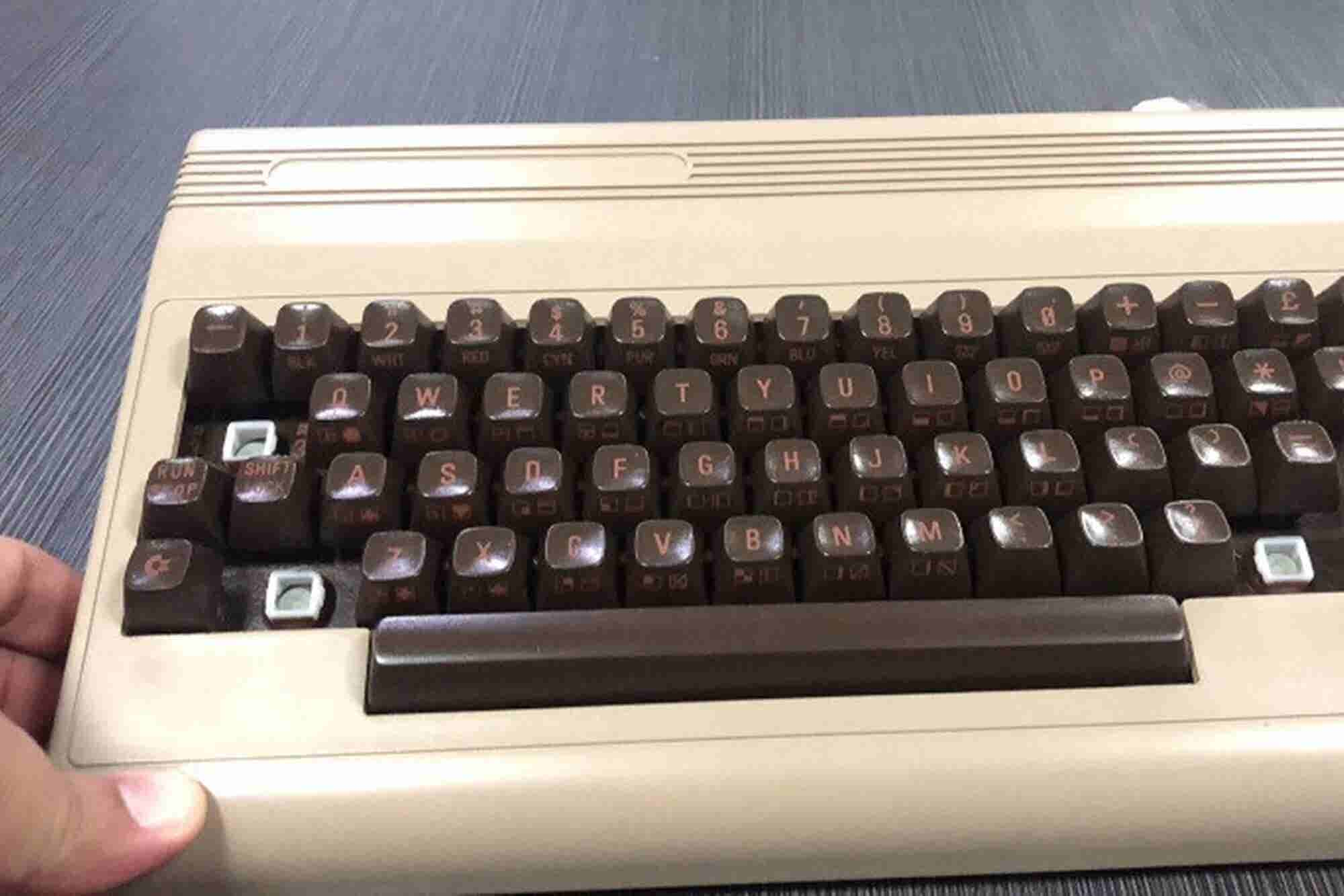 We're Getting a Full-Size Commodore 64 in 2019