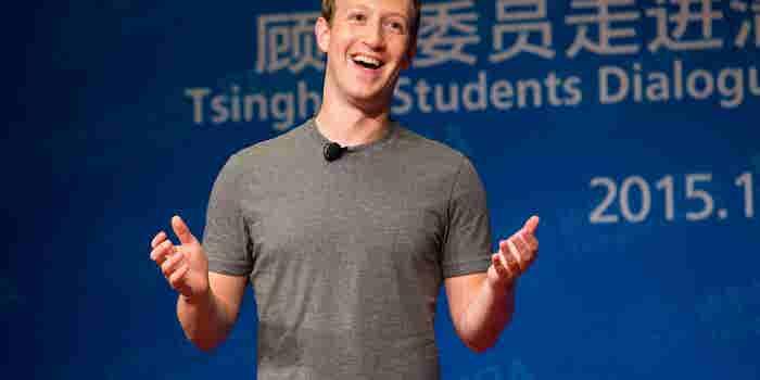 Estos fueron los retos más grandes que tuvo Mark Zuckerberg en 2018