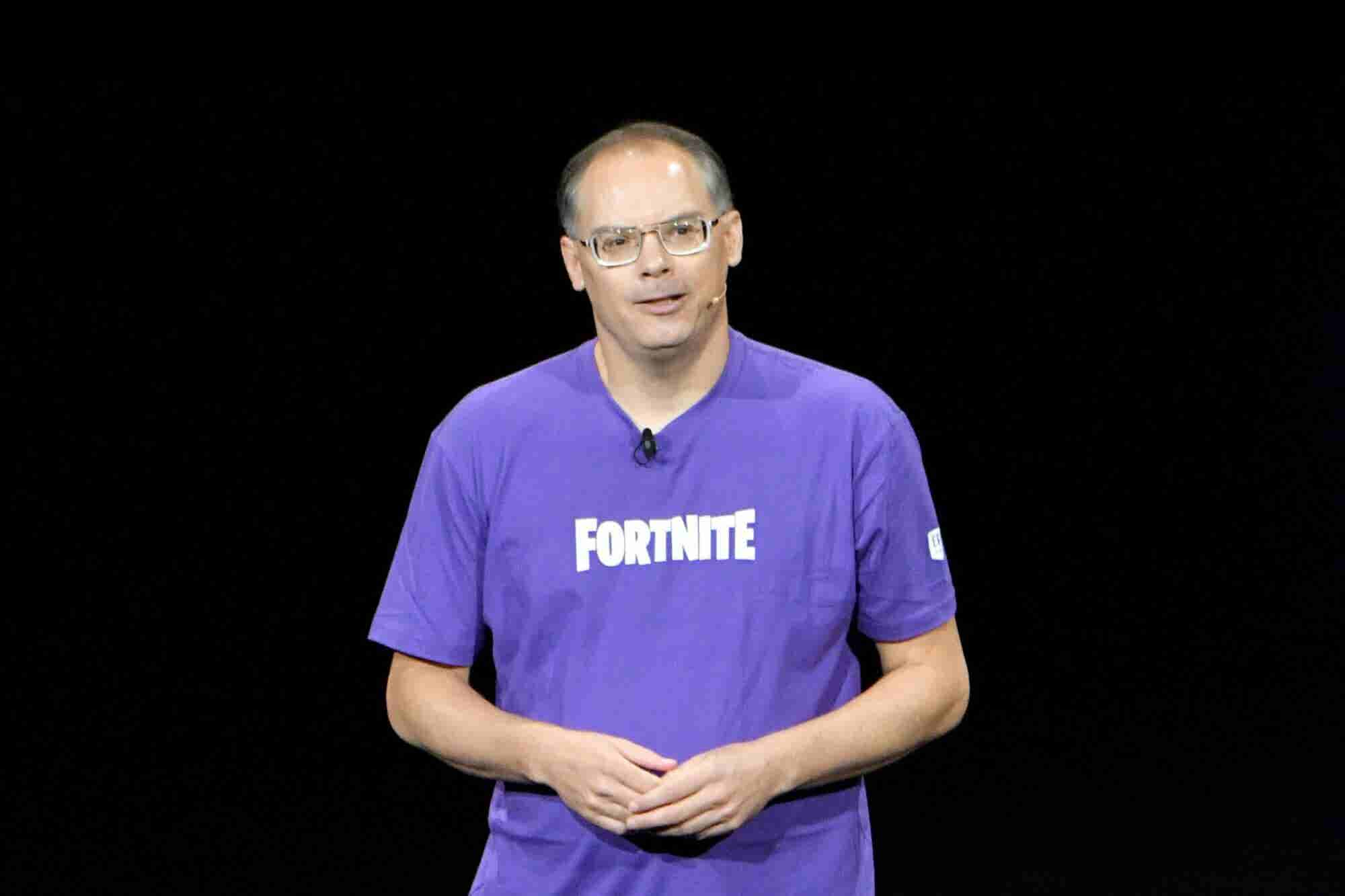 The CEO Behind 'Fortnite' Is Now Worth More Than $7 Billion