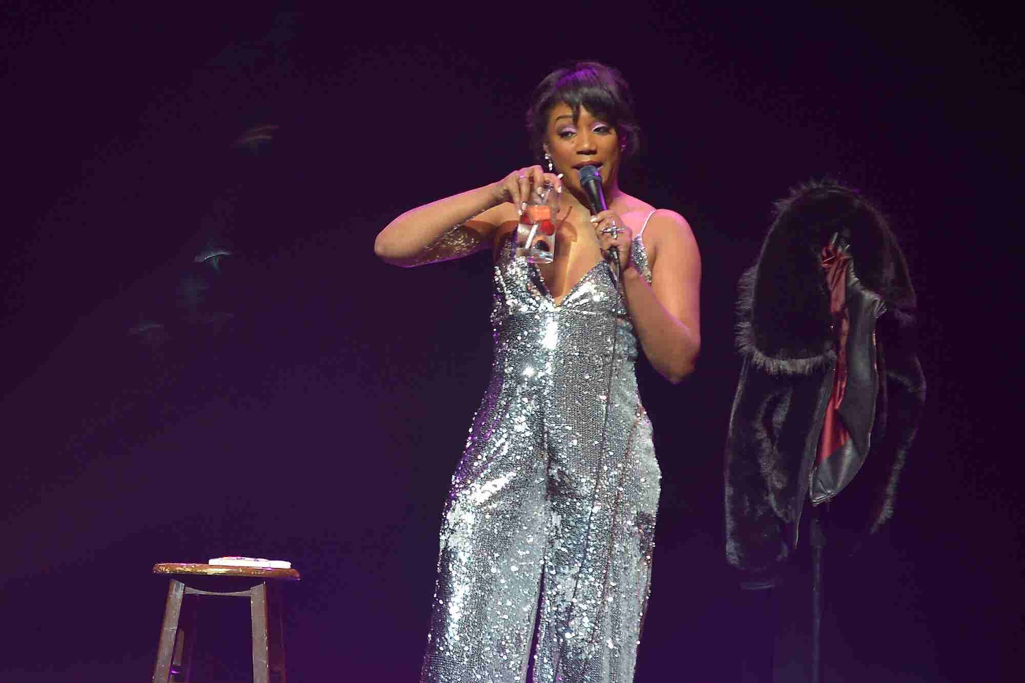 Tiffany Haddish Bombed Onstage and Gave Us All a Great Lesson in Dealing With Failure