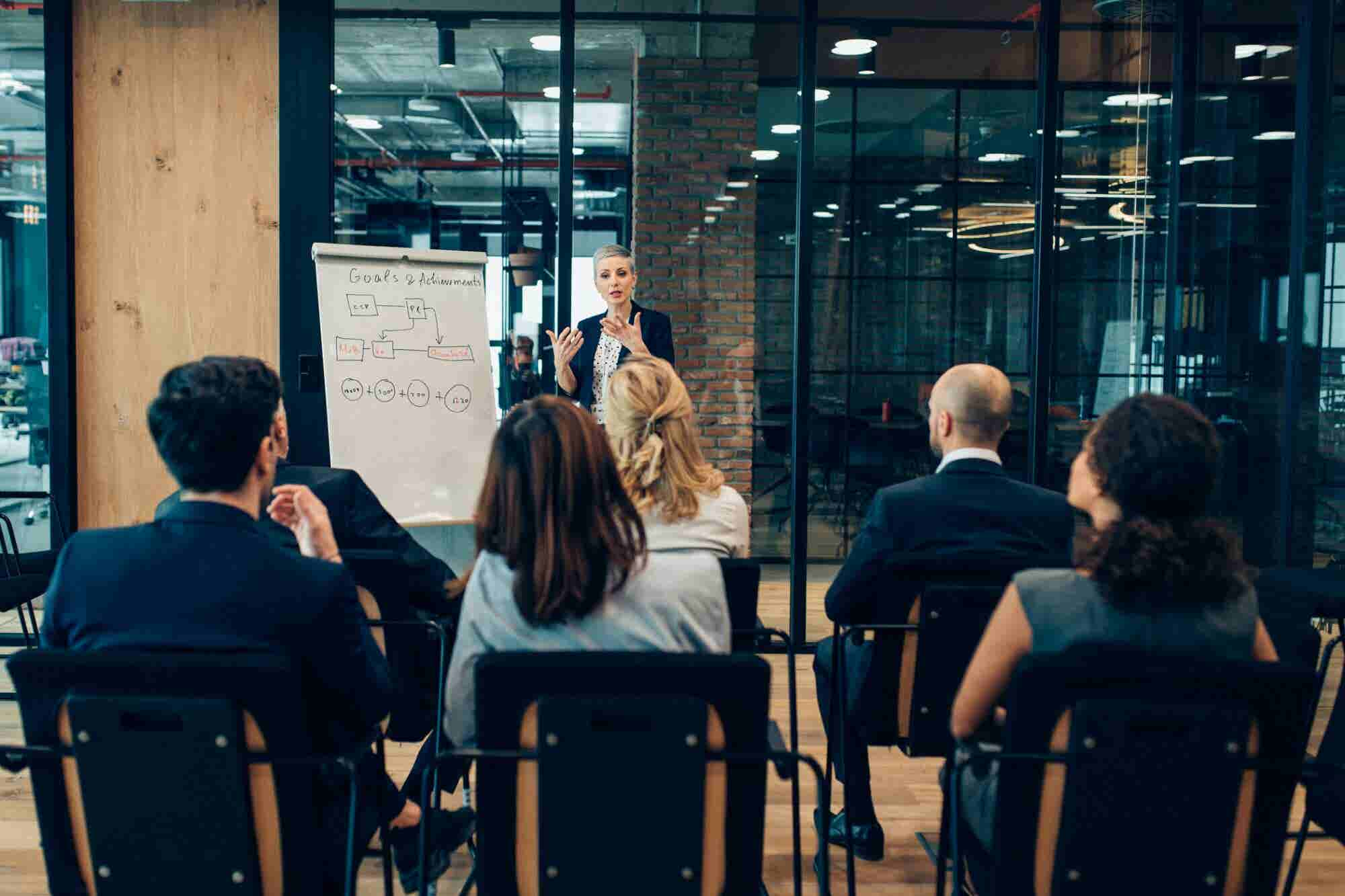 How You Can Restructure Your Company's Management Into 21st Century Leadership