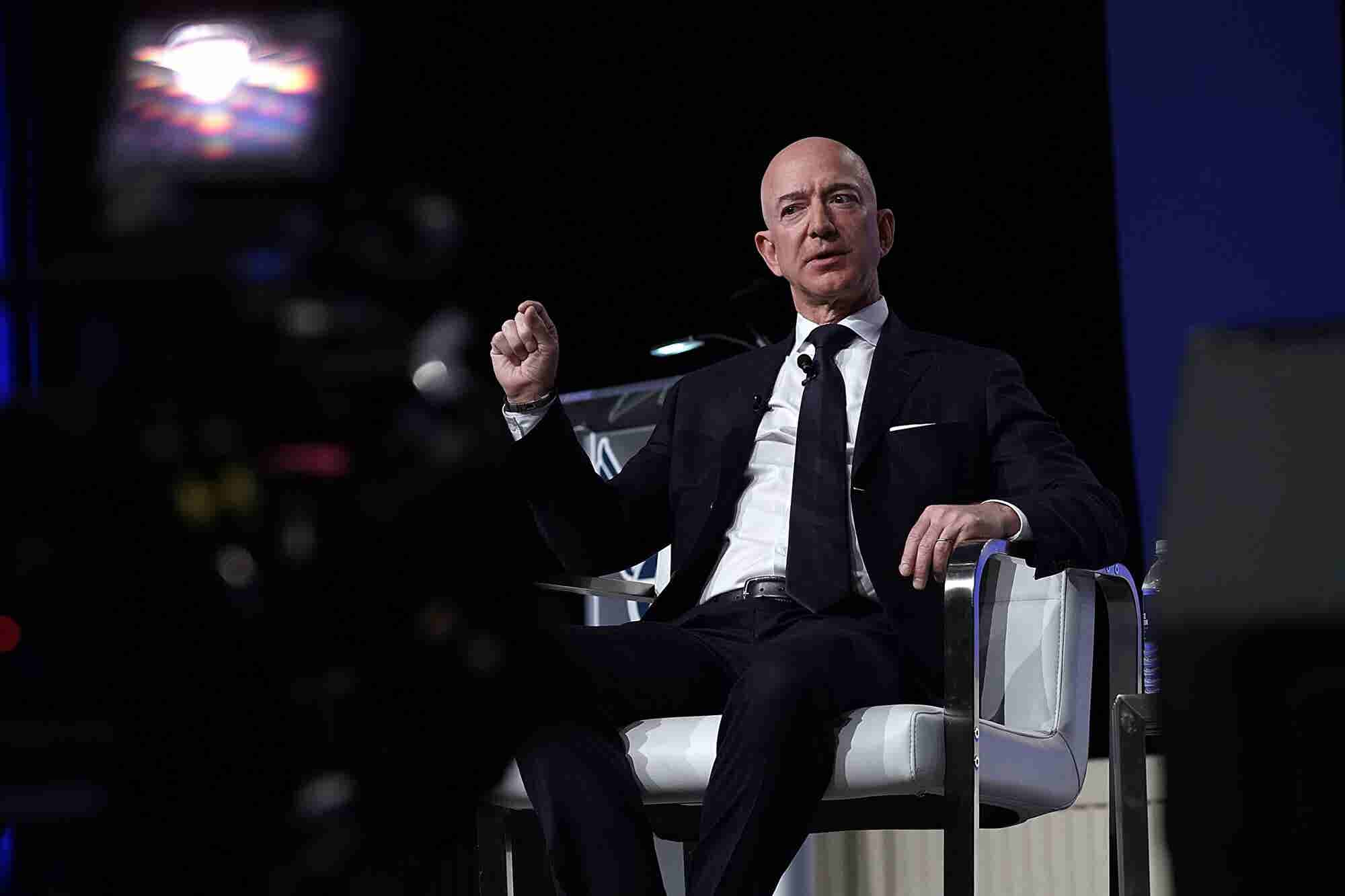 That Time Jeff Bezos Was the Stupidest Person in the Room