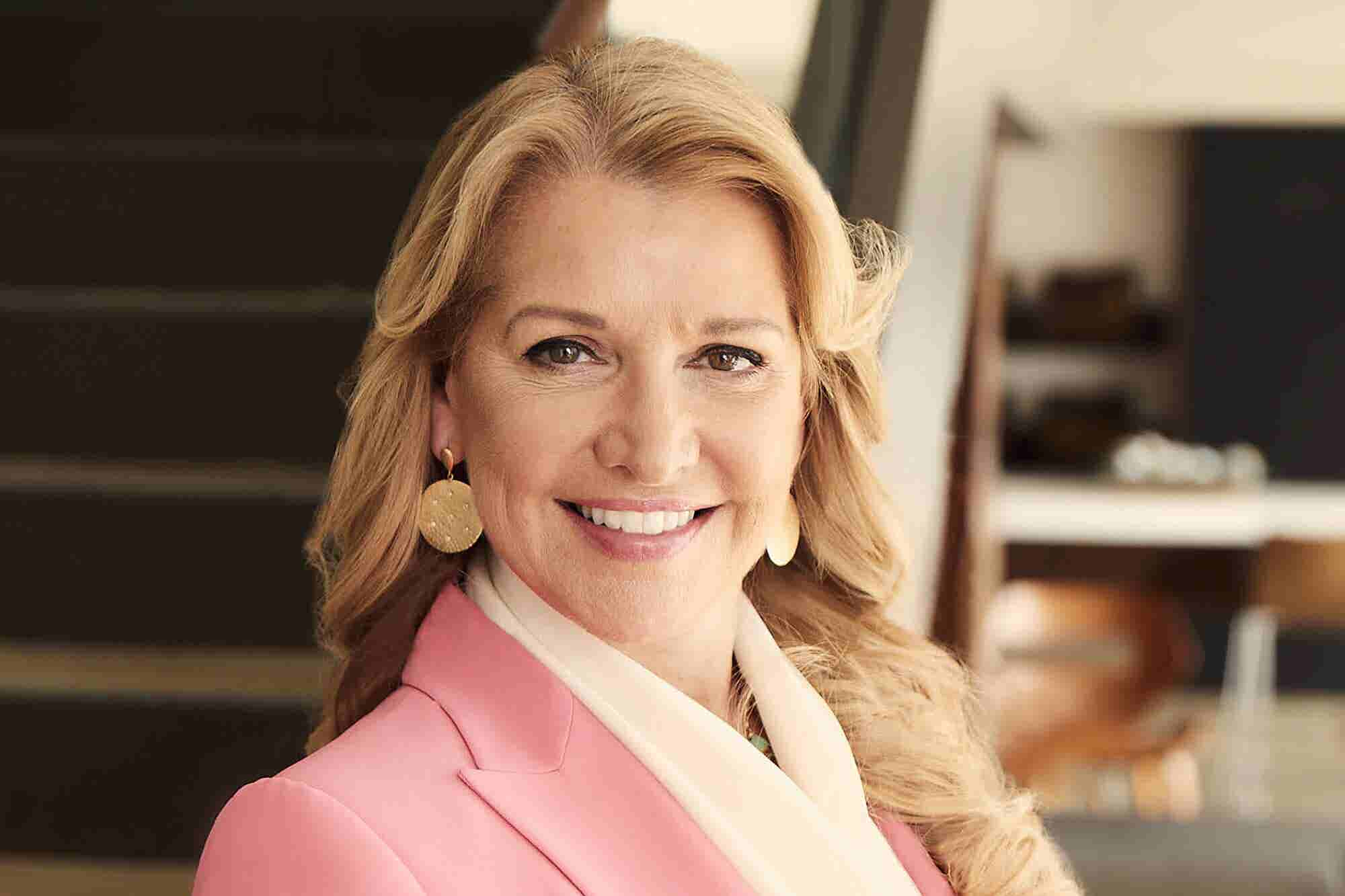 WW (Formerly Weight Watchers) CEO Mindy Grossman Shares Her Key to Business Success