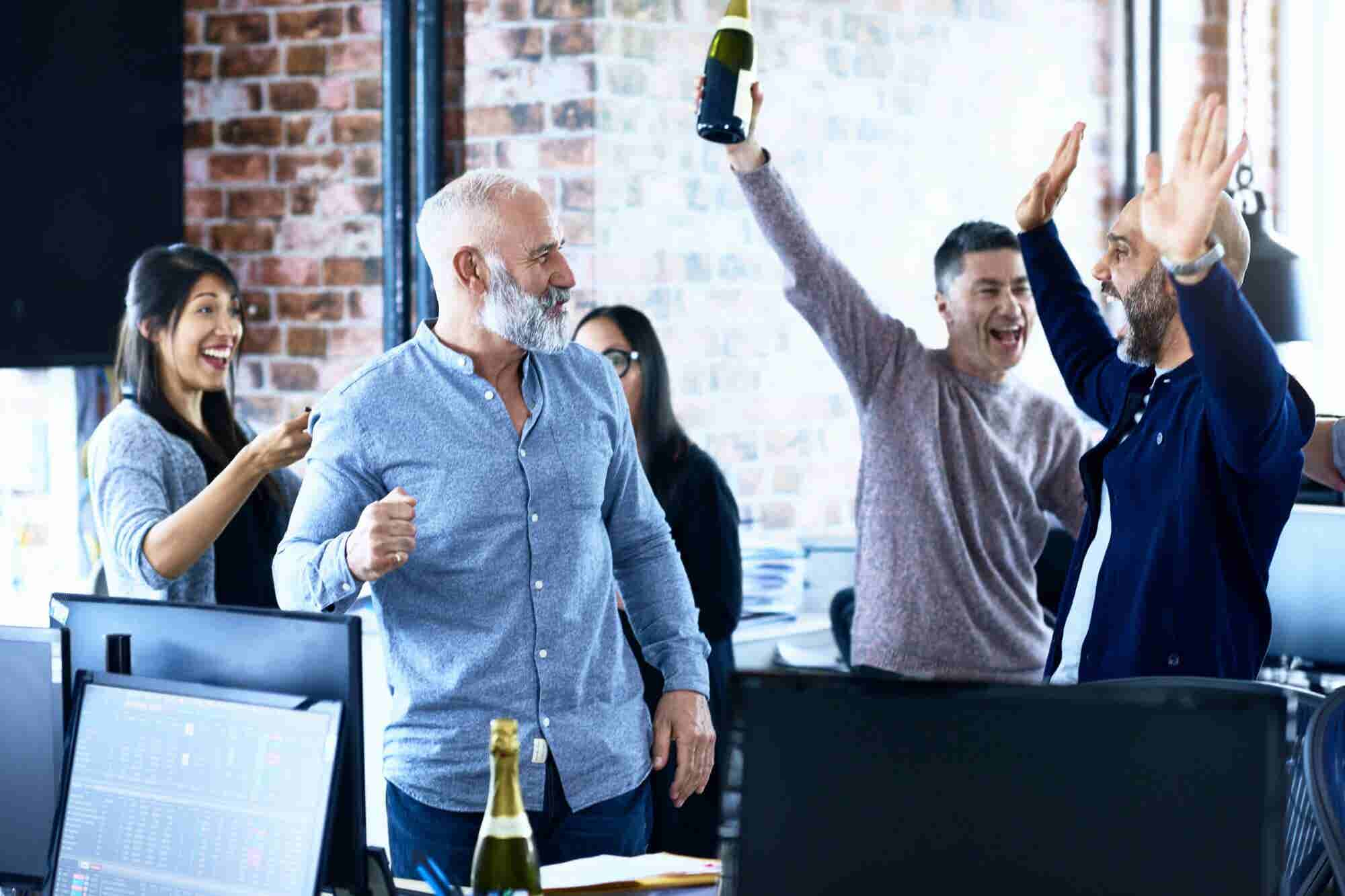 Embrace Sports at Work and Watch Employee Productivity Soar