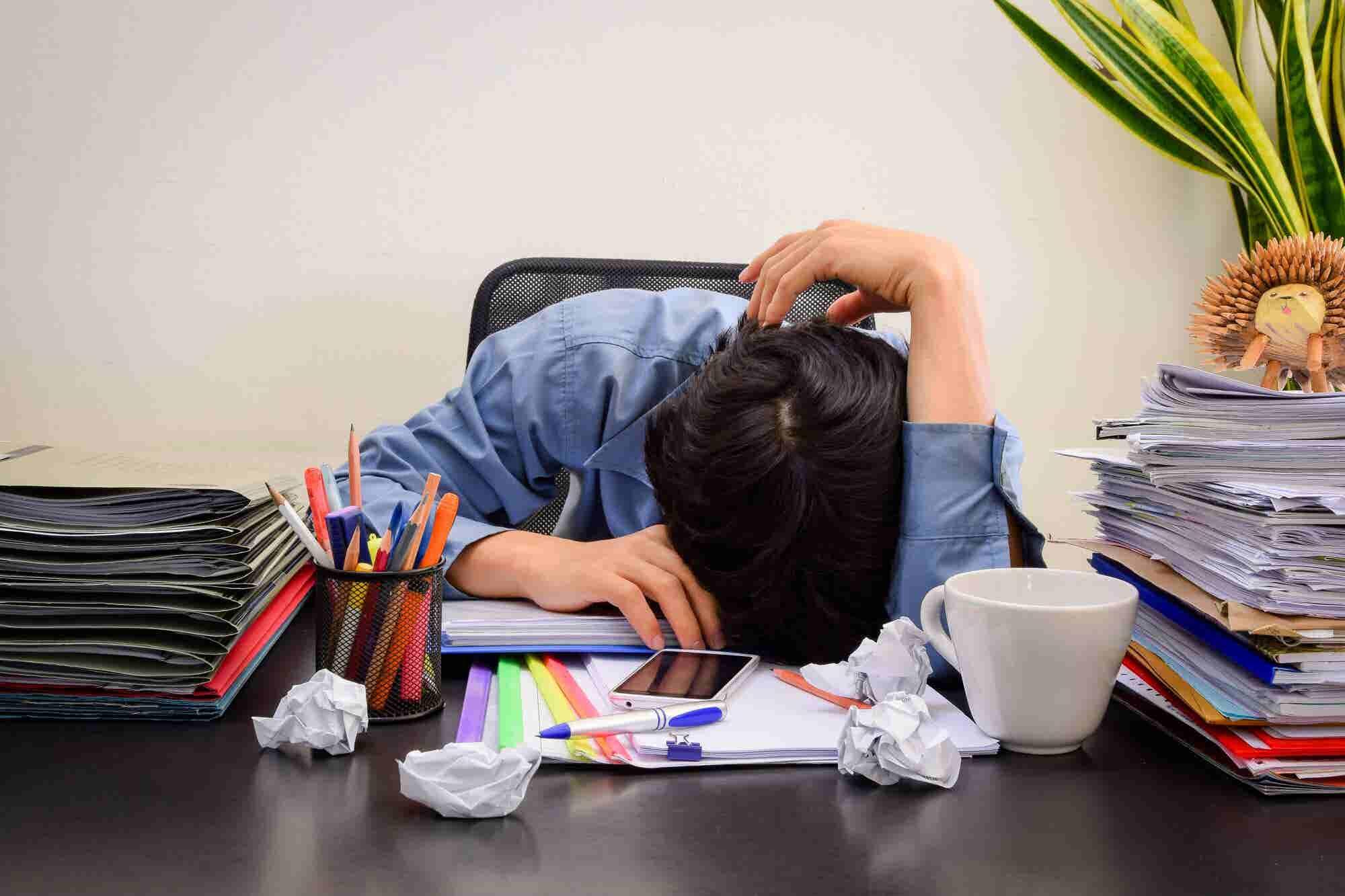 Cómo minimizar tu carga laboral