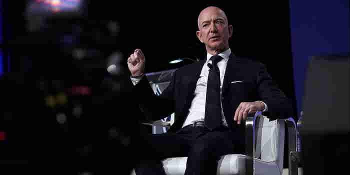 La vez que Jeff Bezos fue la 'persona más estúpida del mundo'