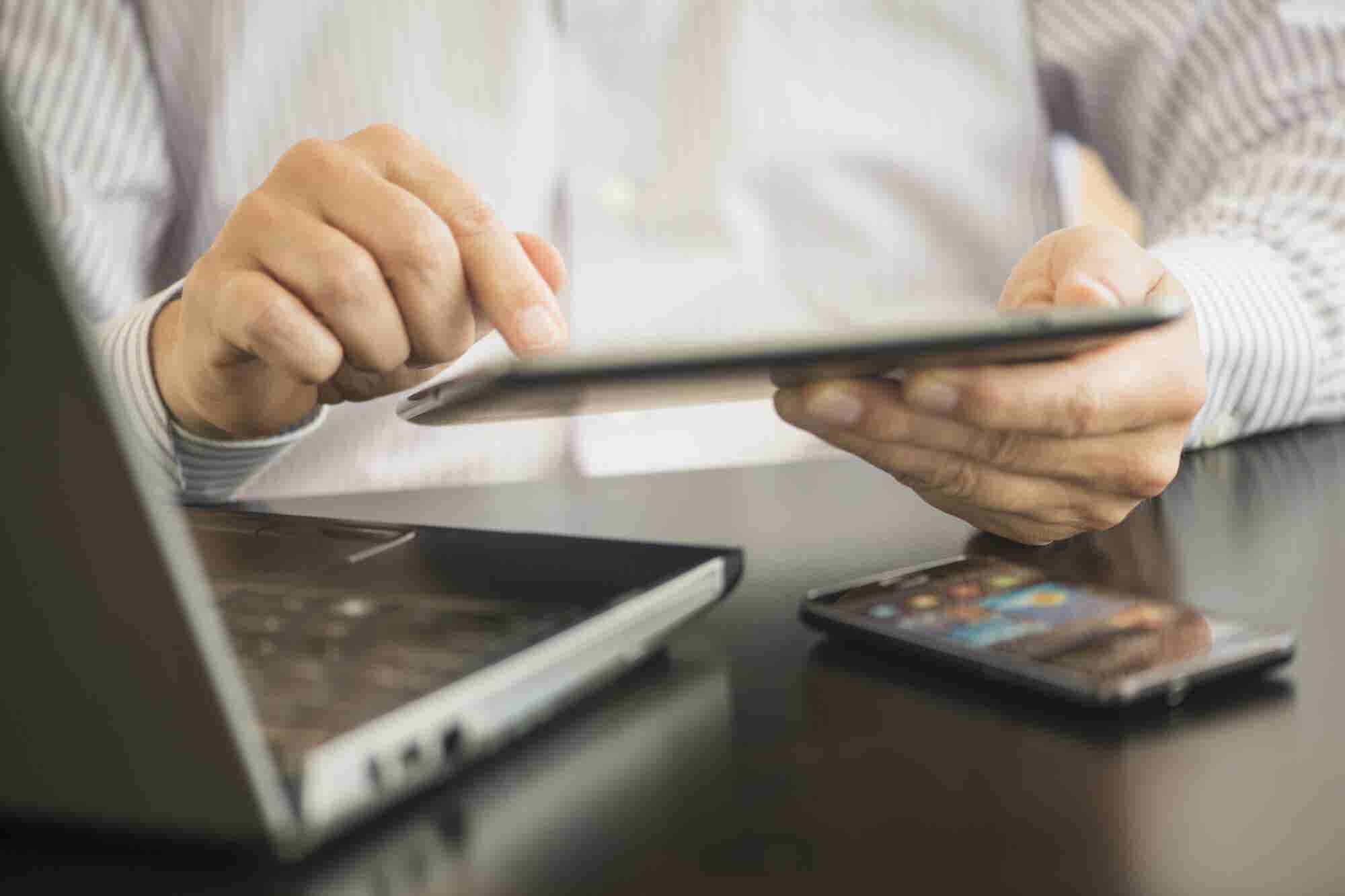 Your Customers Are Using Multiple Devices. You Should Be, Too, With Om...
