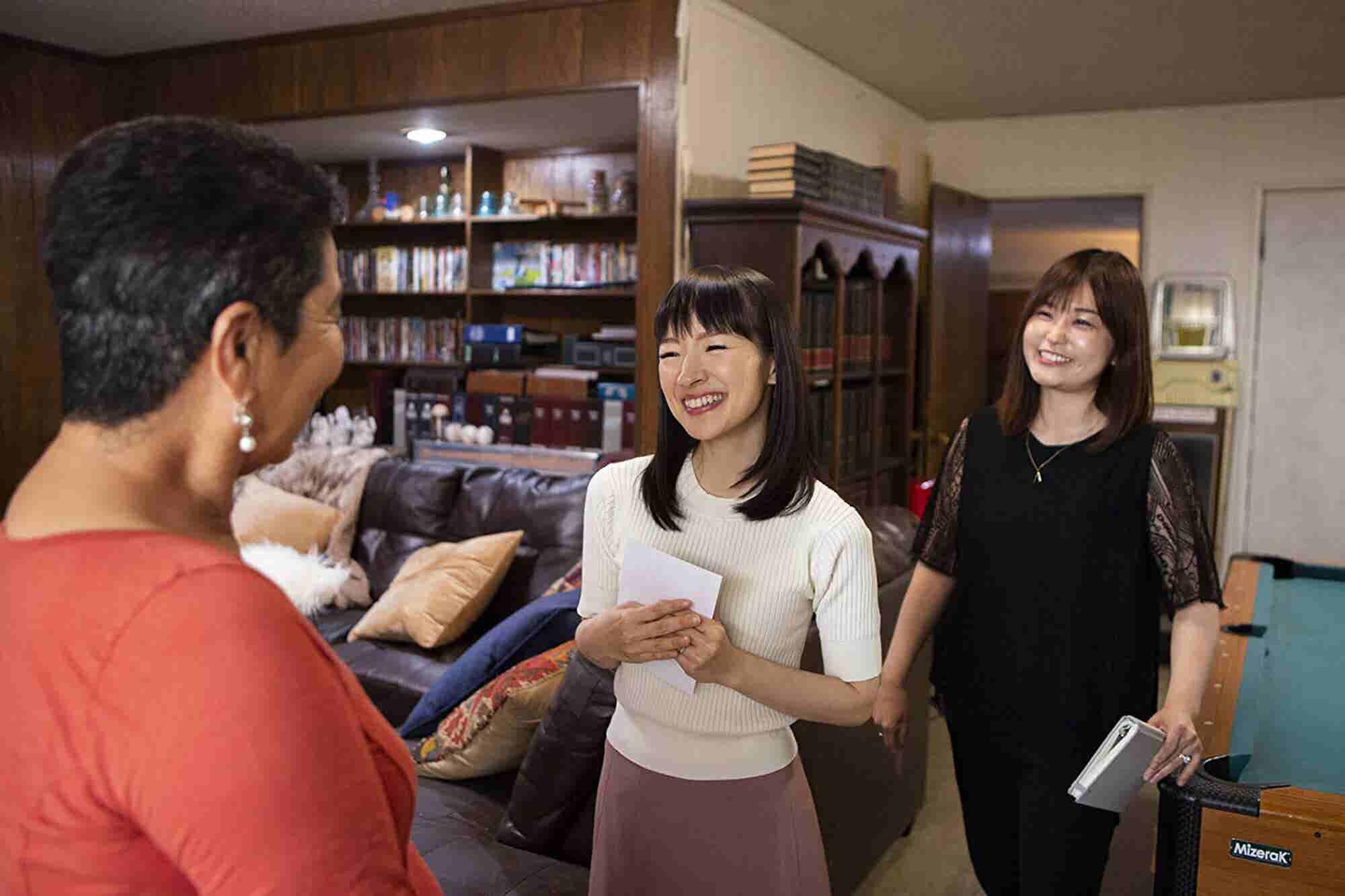 Organization Guru Marie Kondo's Netflix Show Transforms People's Homes...