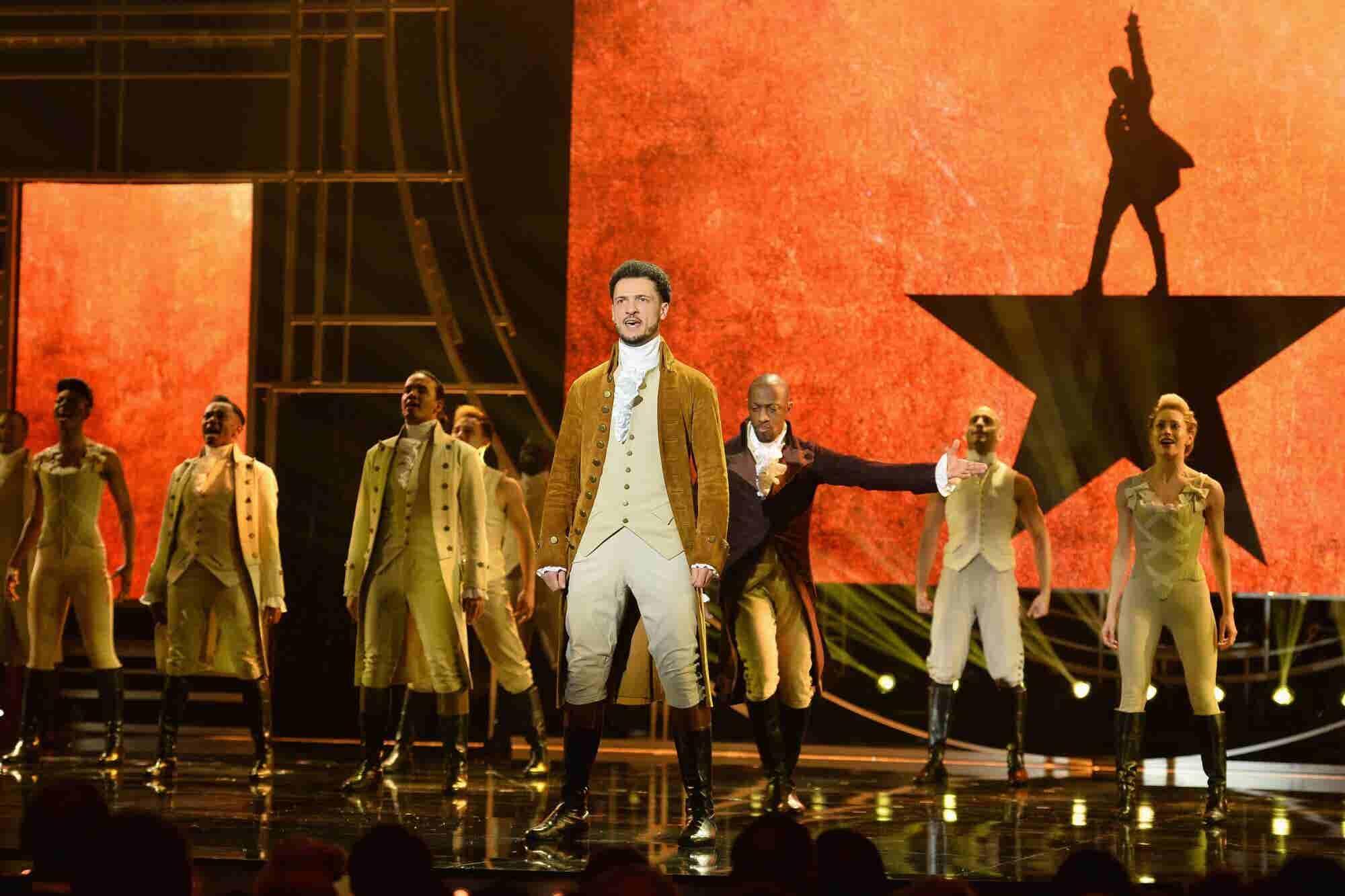 'Hamilton' Makes History With More Than $4 Million Holiday Week