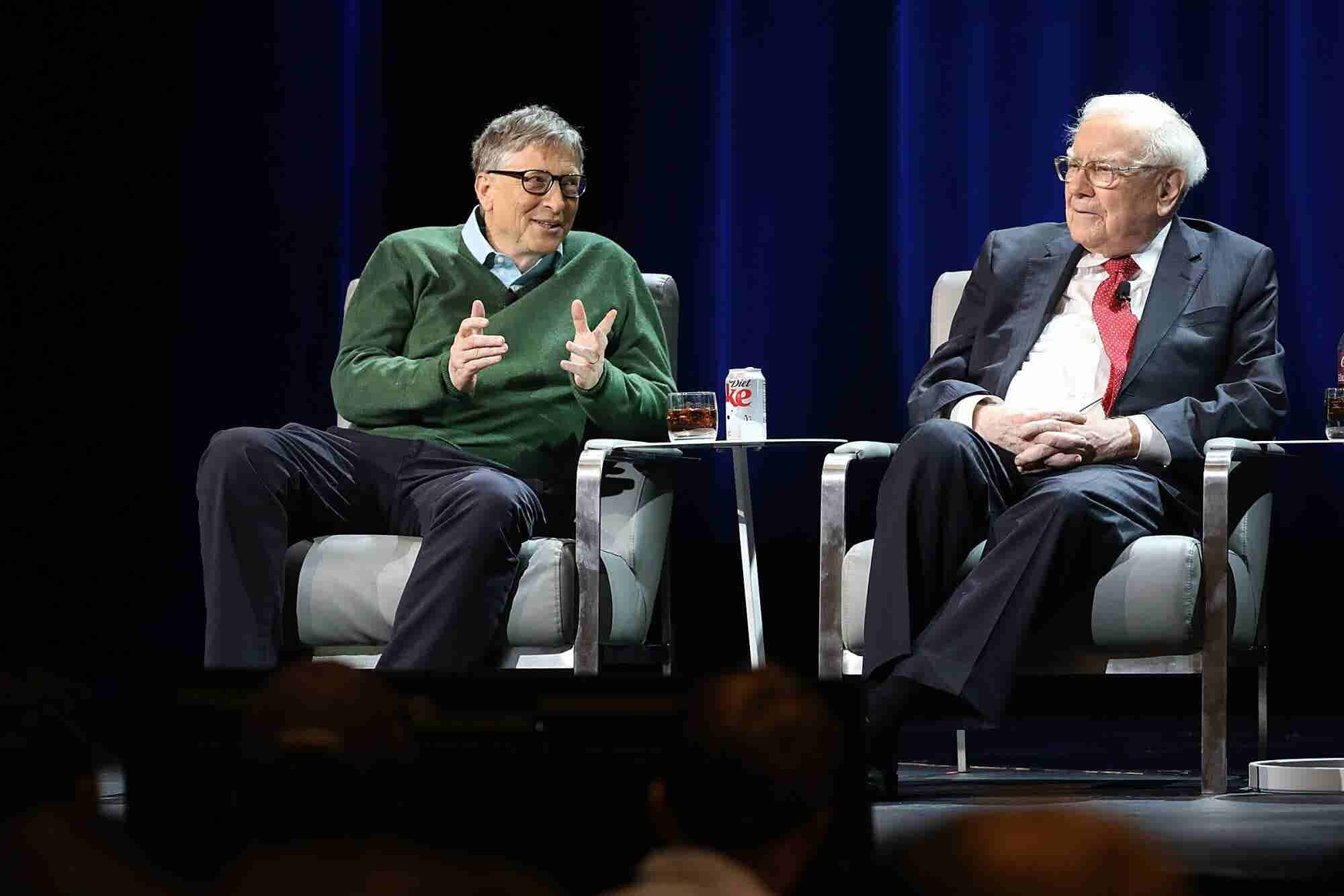 Bill Gates Reveals His Ultimate Measure of Success -- And How Warren B...