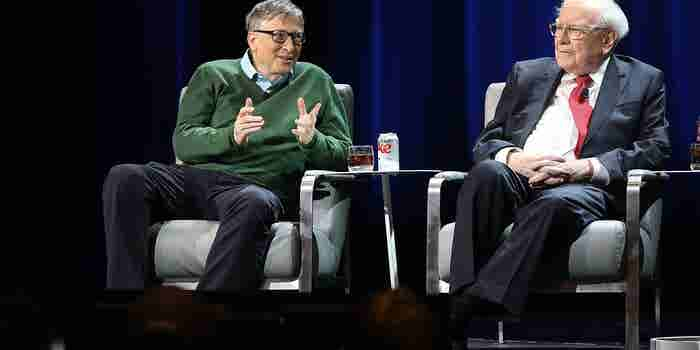 Bill Gates Reveals His Ultimate Measure of Success -- And How Warren Buffett Helped Him Realize It