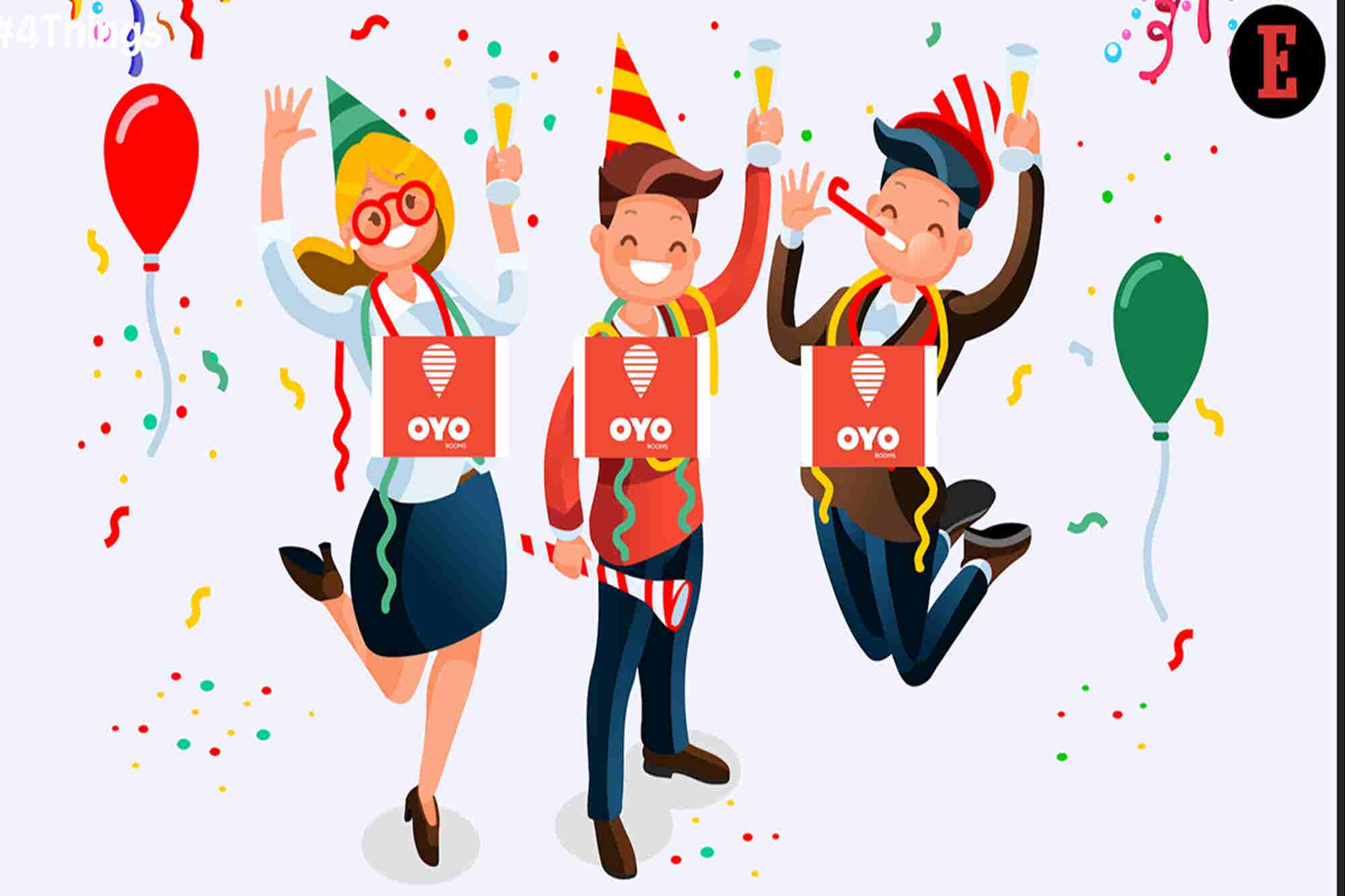 Startup Saturday: Oyo's New Year Gift for Employees & MobiKwik's Revenue Jump