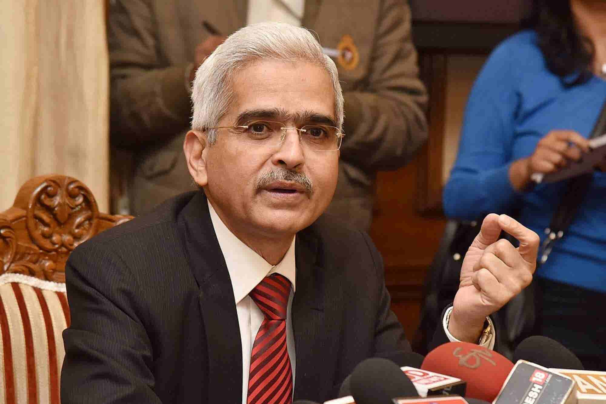 RBI to Consider Viability of MSME Loan Restructuring, Says Shaktikanta Das