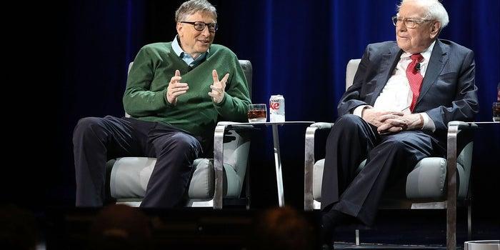 Bill Gates revela su medida de éxito y cómo Warren Buffett lo ayudó a descubrirla