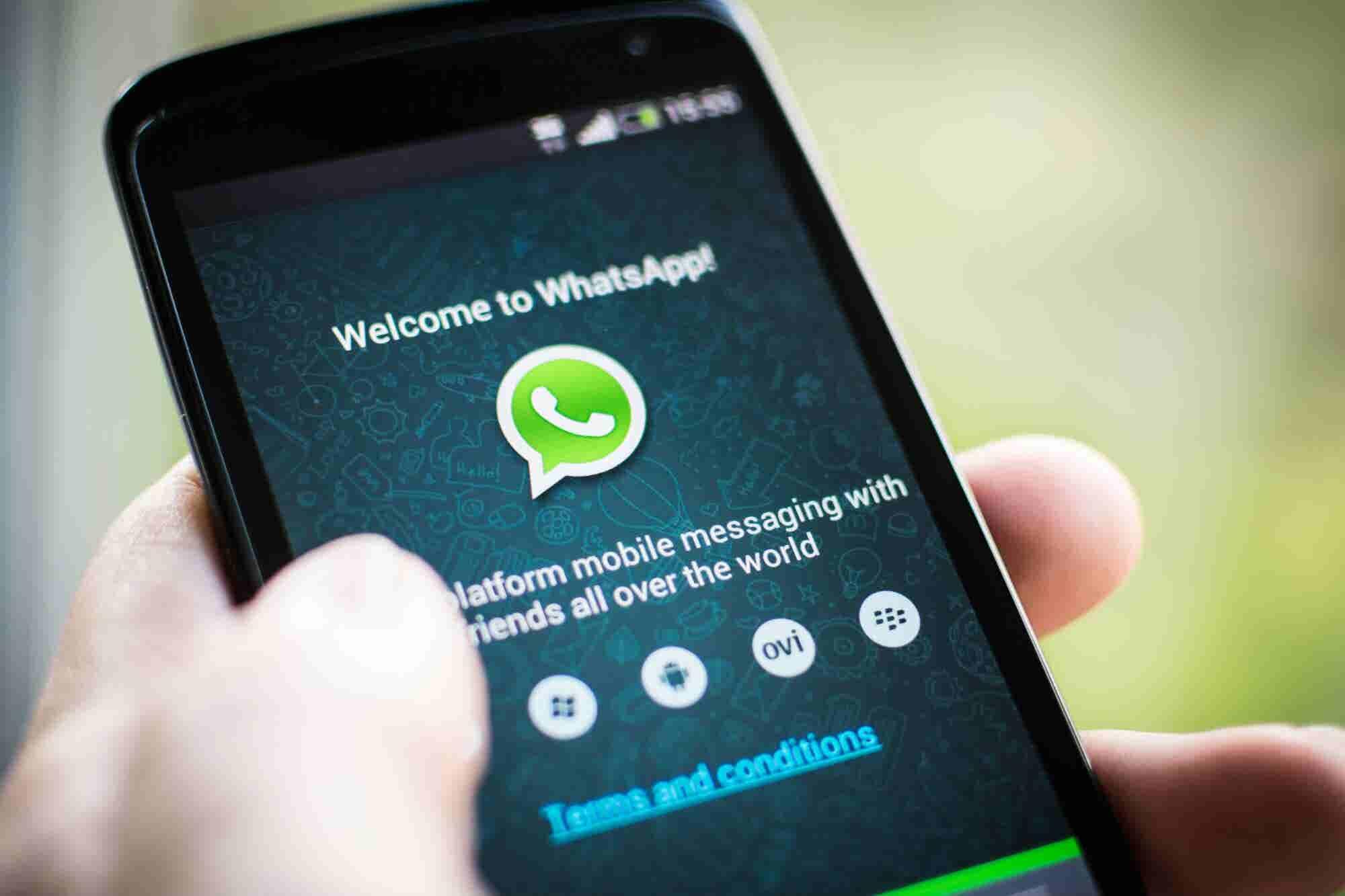 WhatsApp ya no te dejará sacar 'pantallazos' de tus conversaciones
