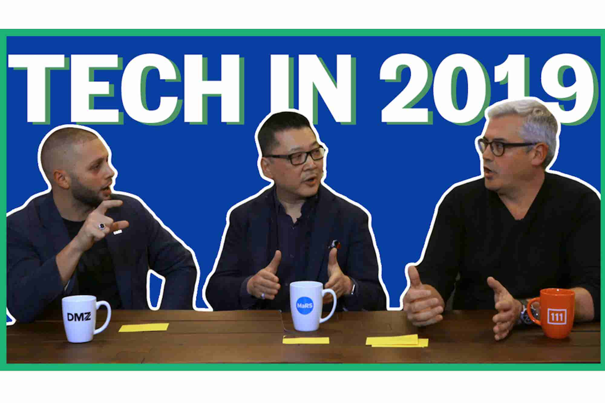 Innovation Leaders Predict Canadian Tech Trends in 2019