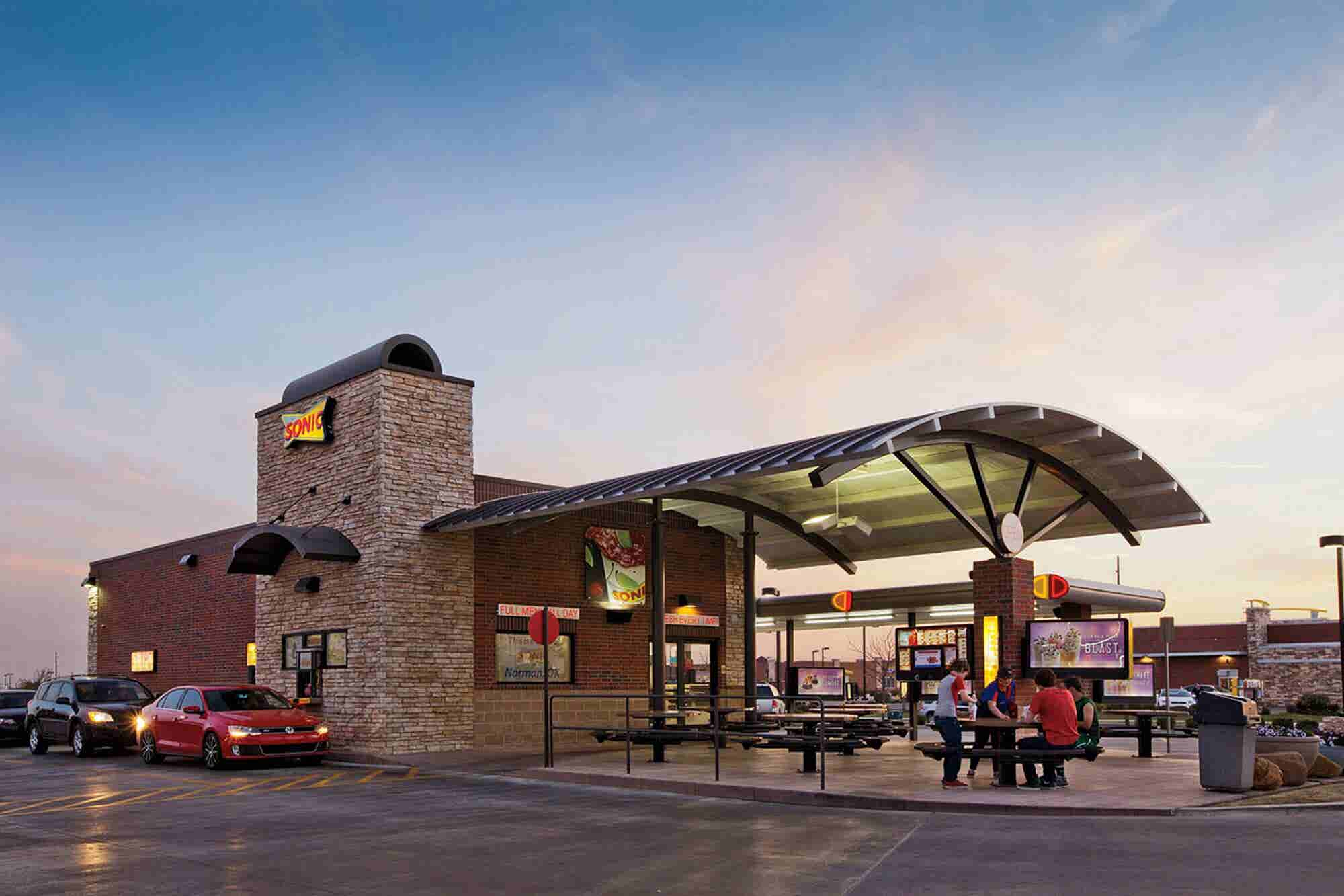 #3 on the Franchise 500: Sonic Drive-In Looks to the Future