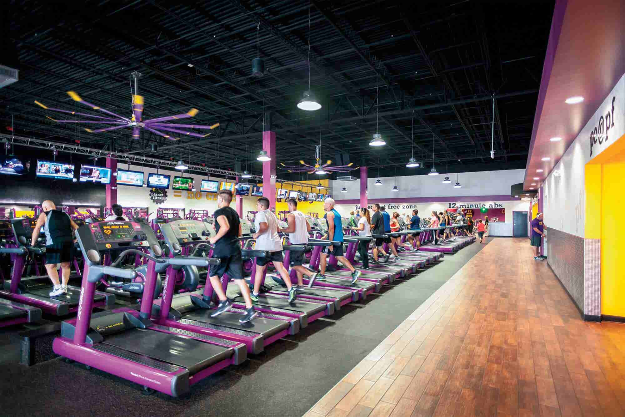 #7 on the Franchise 500: Planet Fitness Plans to Dominate the Fitness...