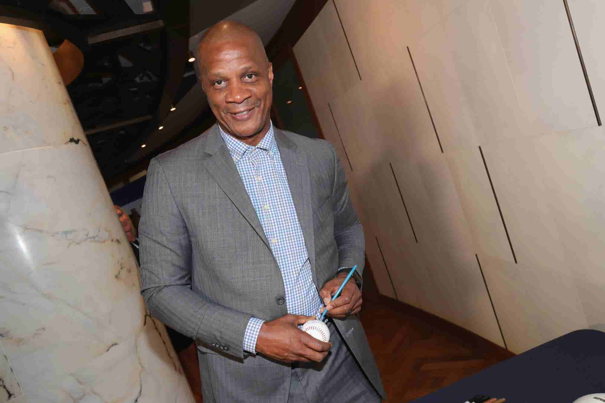 Darryl Strawberry Sees No Difference Between Medical Cannabis and Opioids