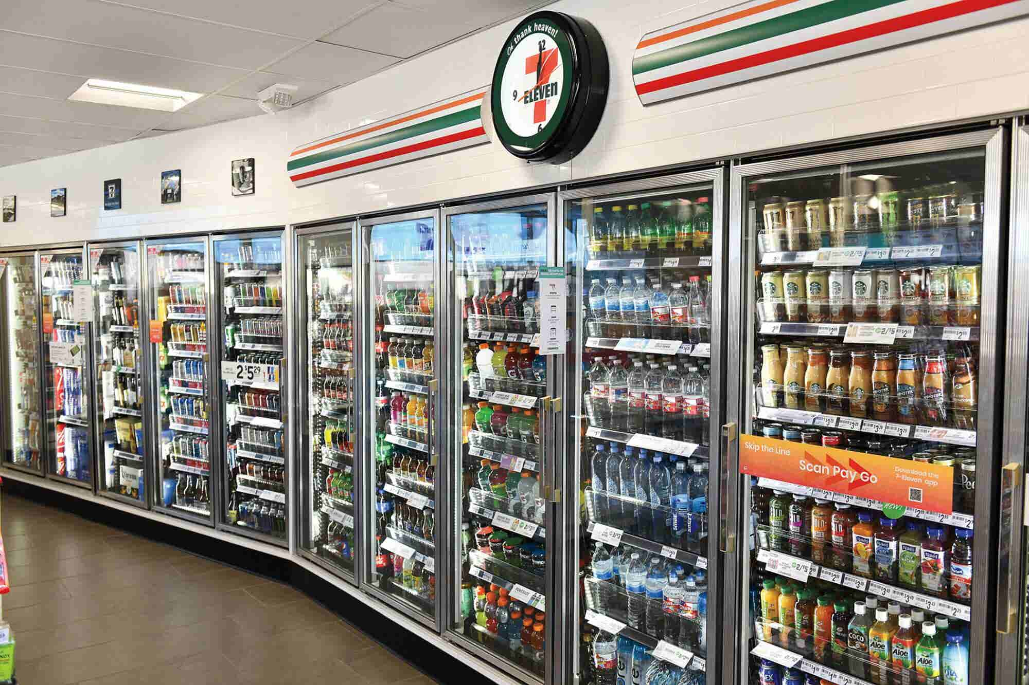 #10 on the Franchise 500: How 7-Eleven Plans to Double In Size In the U.S. By 2027