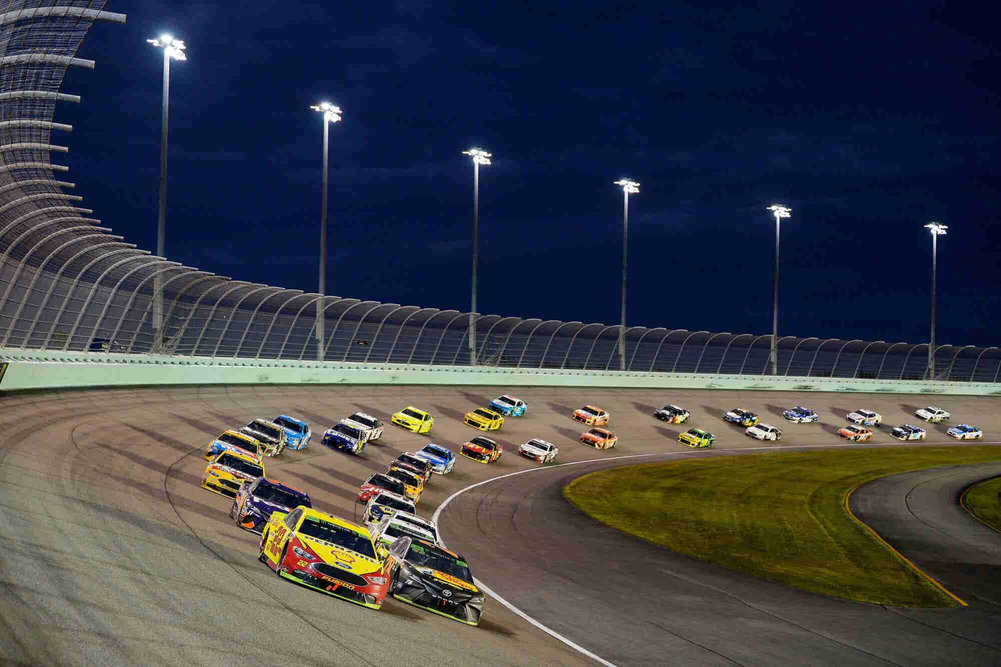 What NASCAR's Declining Popularity Can Teach Us About Responding to a...
