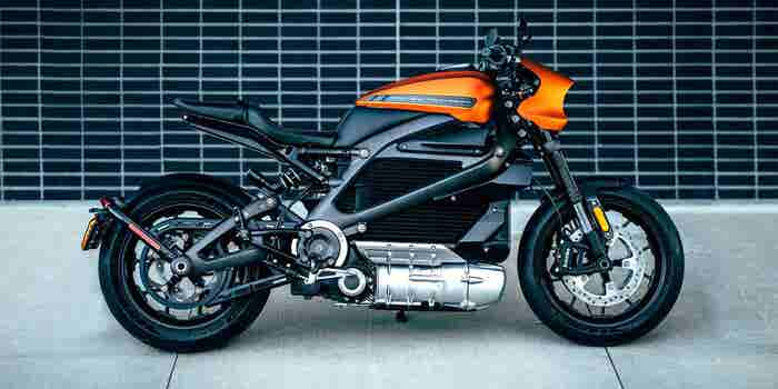 Harley-Davidson's First Electric Motorcycle Arrives in August for $30K
